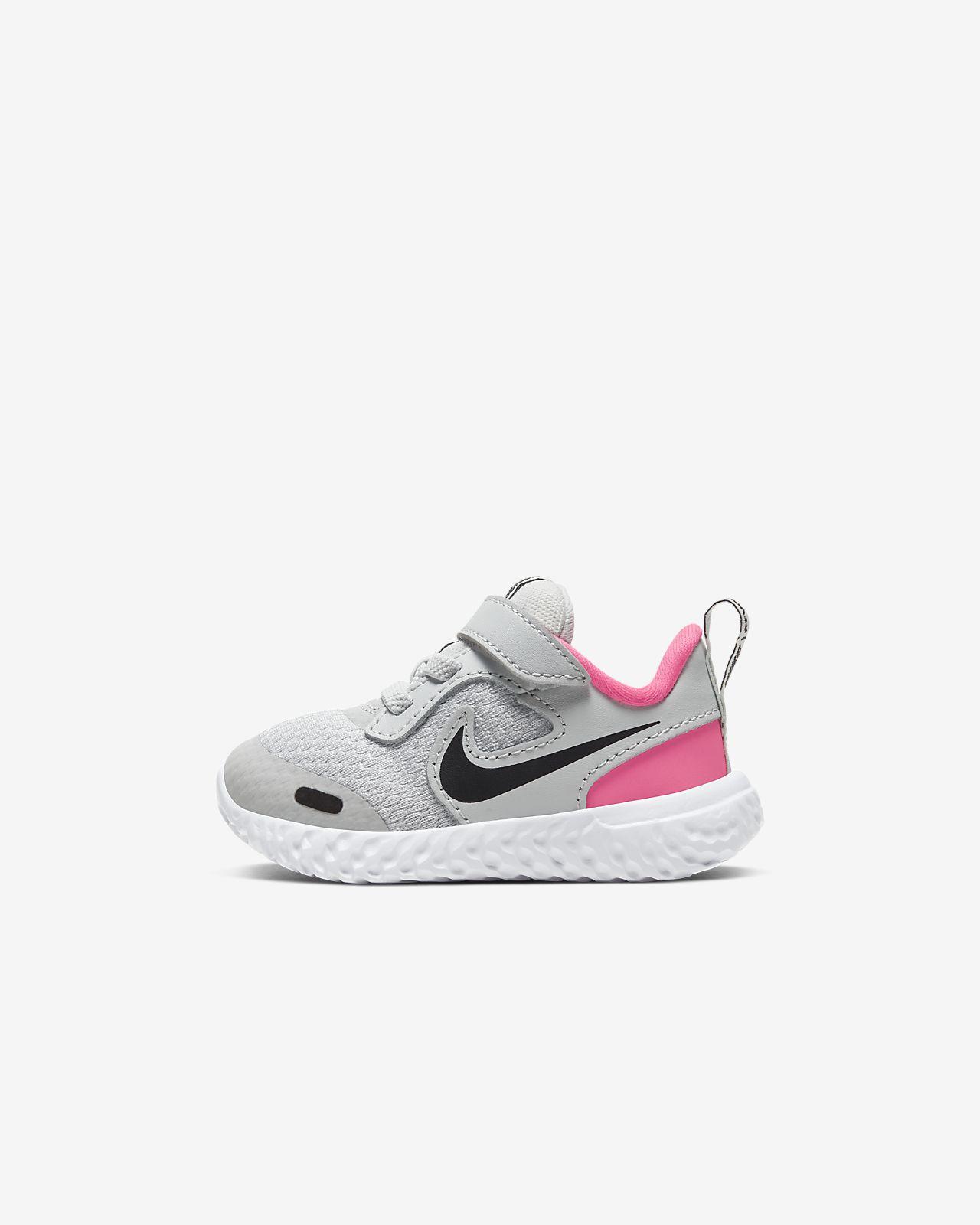 Buty dla niemowląt maluchów Nike Revolution 5