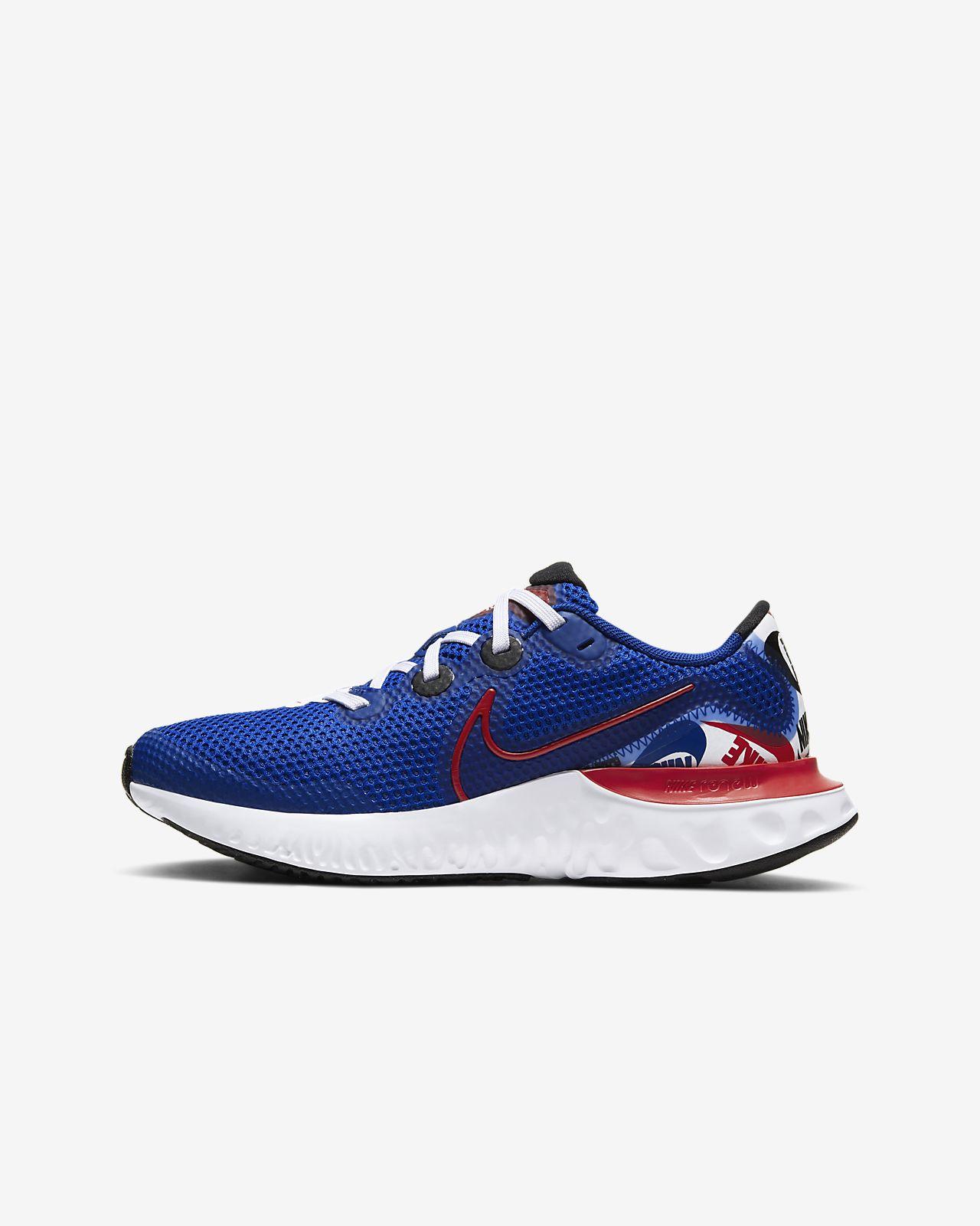 Nike Renew Run Big Kids' Shoe