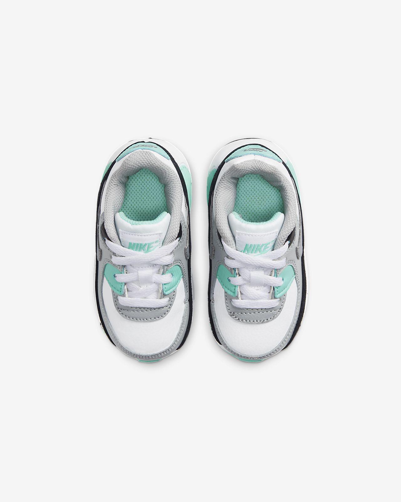 Sko Nike Air Max 90 för babysmå barn Svart | ricciano SWEDEN