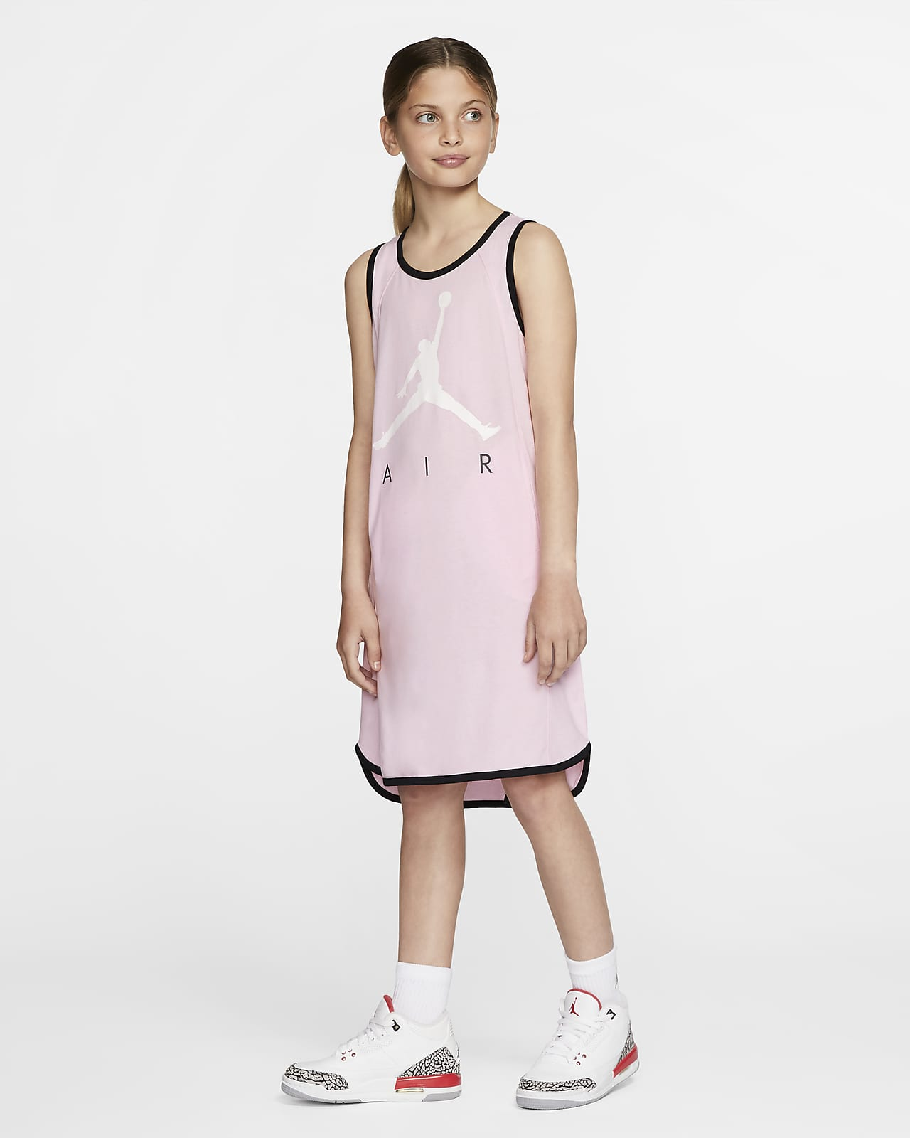 Air Jordan Vestido - Niña