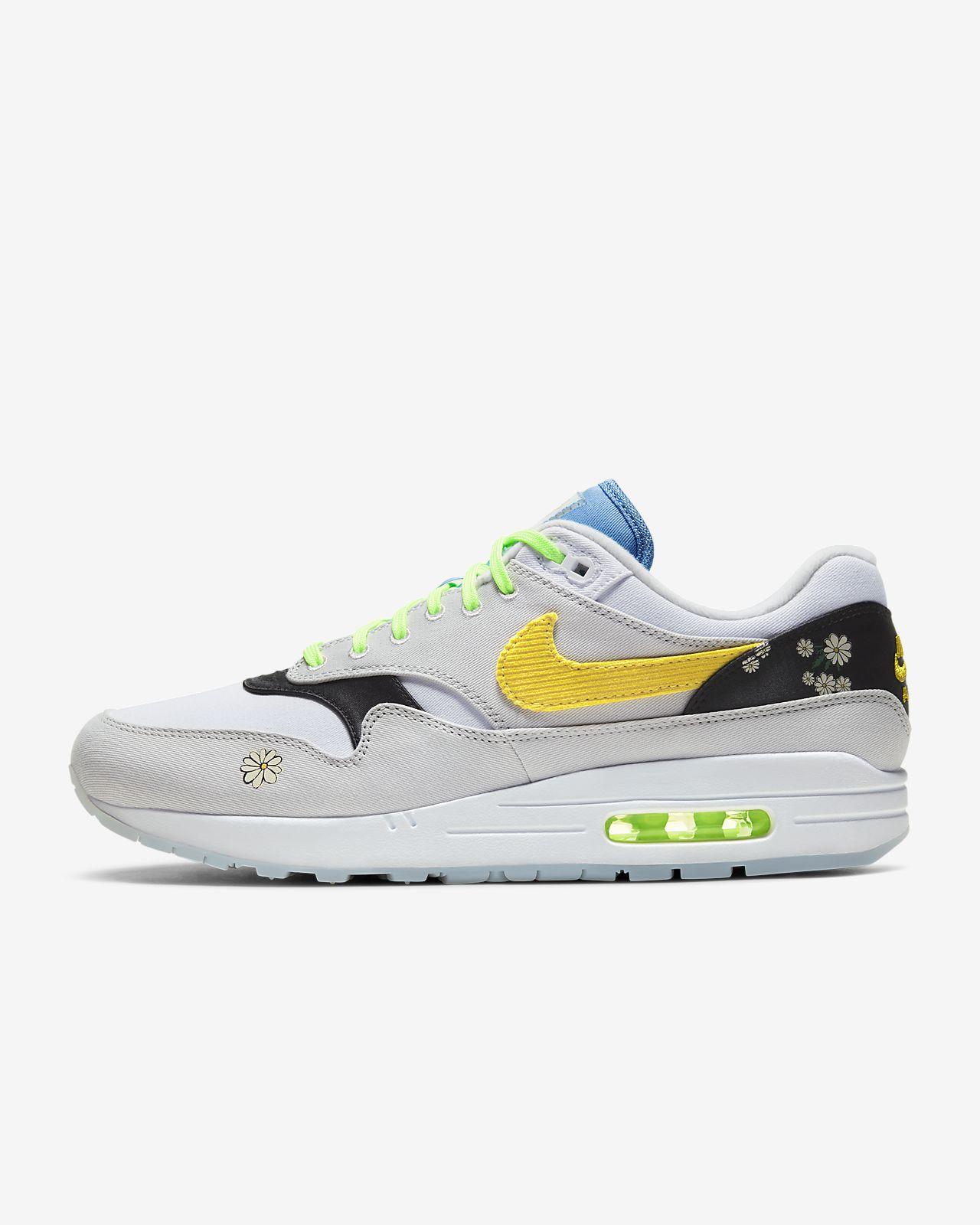 Nike Air Max 1 aceso