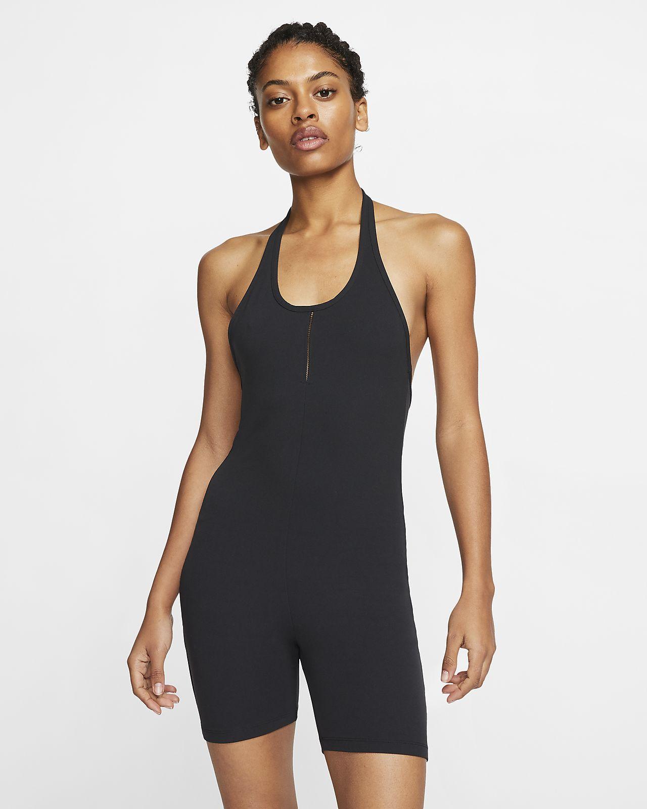 Nike Yoga Luxe 7/8 Infinalon buksedress til dame