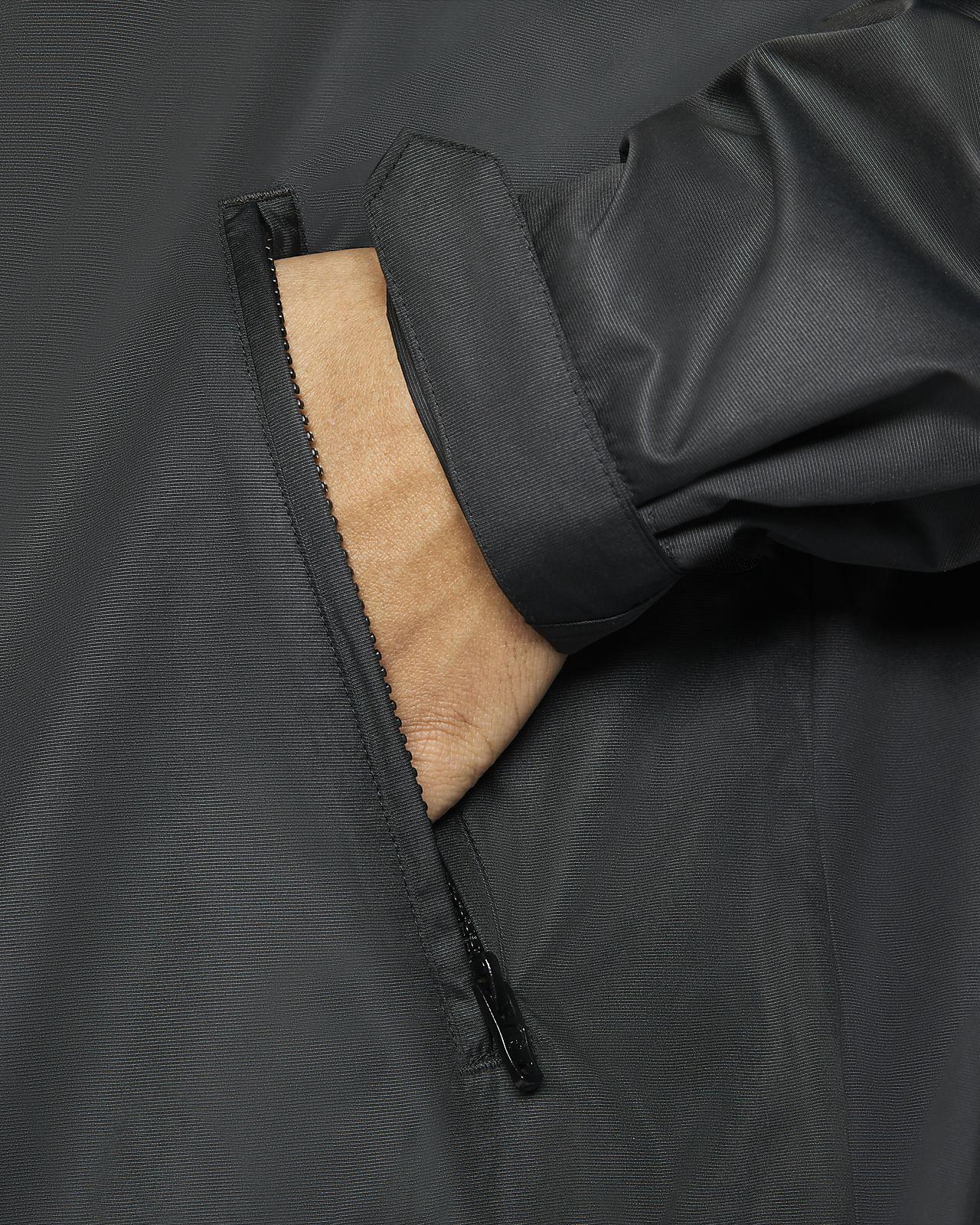 Nike Sb Veste Anorak Skateboard CI7185 010 Noir Modèle