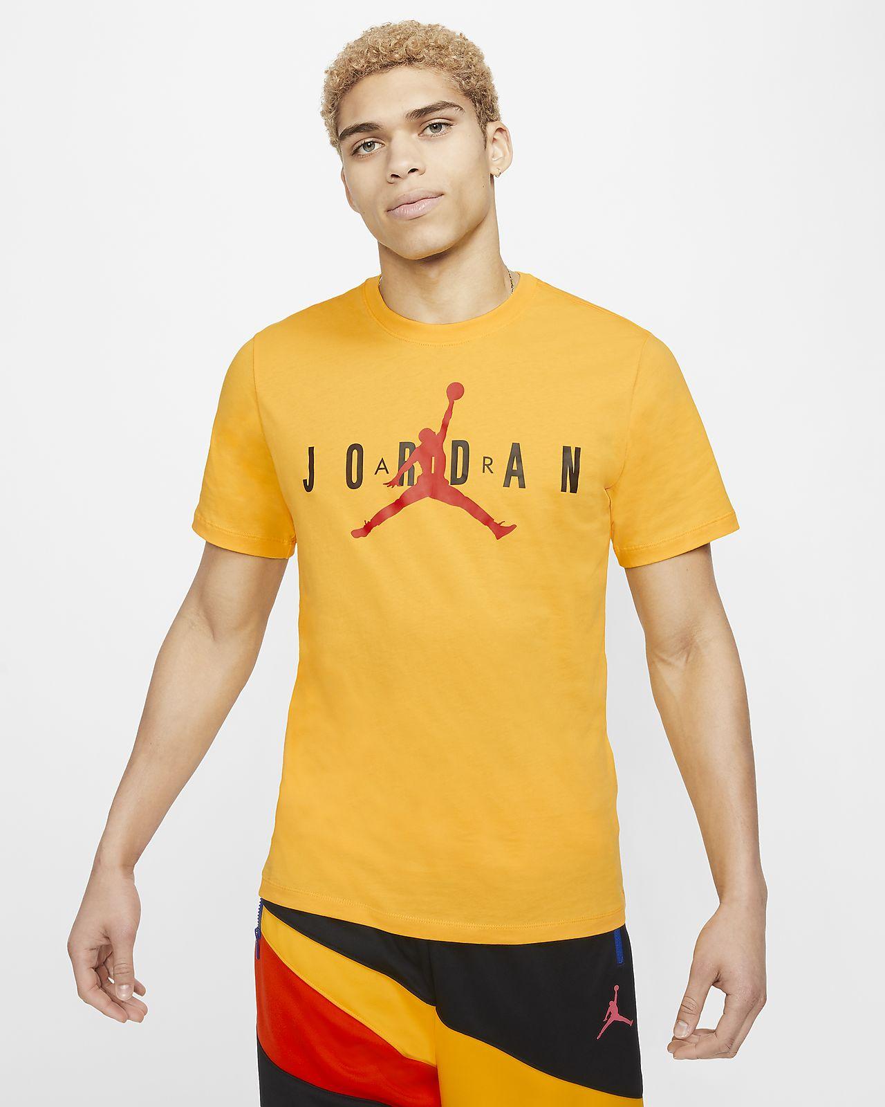 Jordan Air Wordmark Men's T Shirt