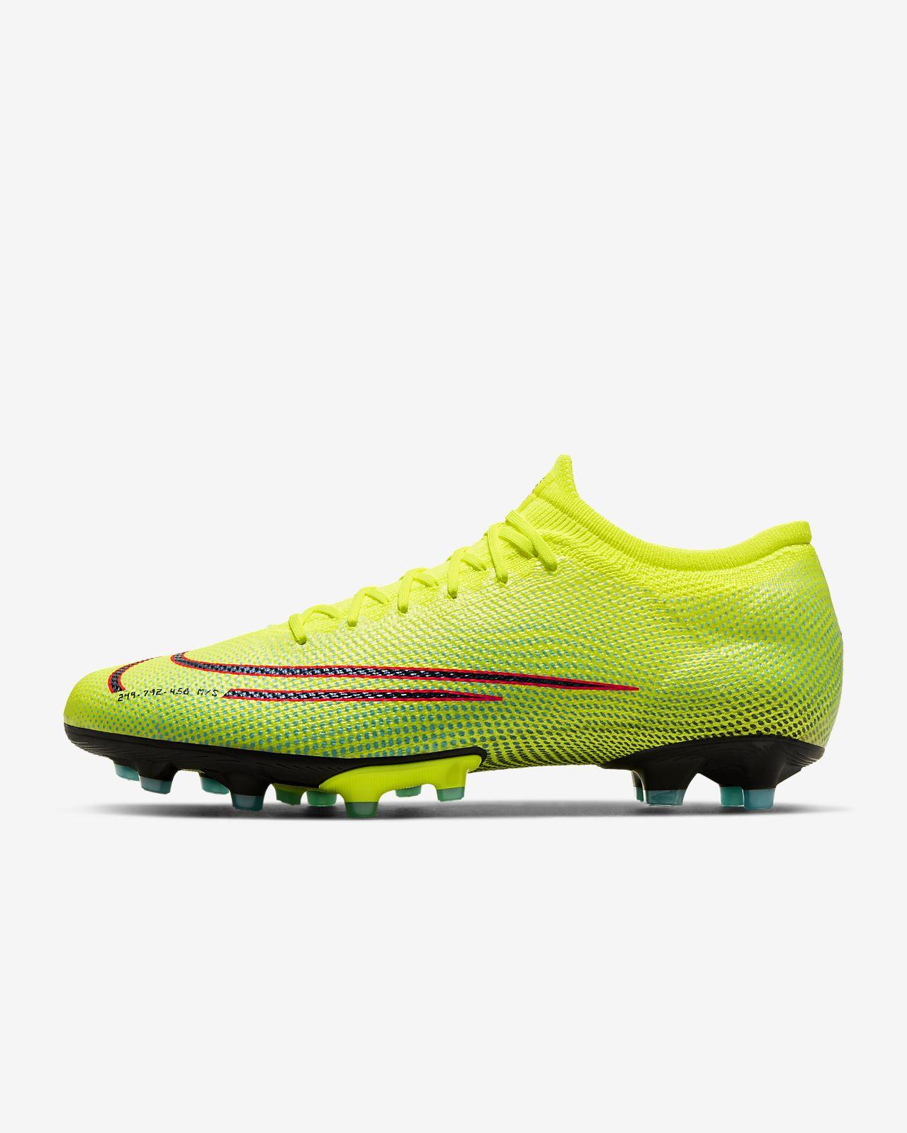 Футбольные бутсы для игры на искусственном газоне Nike Mercurial Vapor 13 Pro MDS AG-PRO