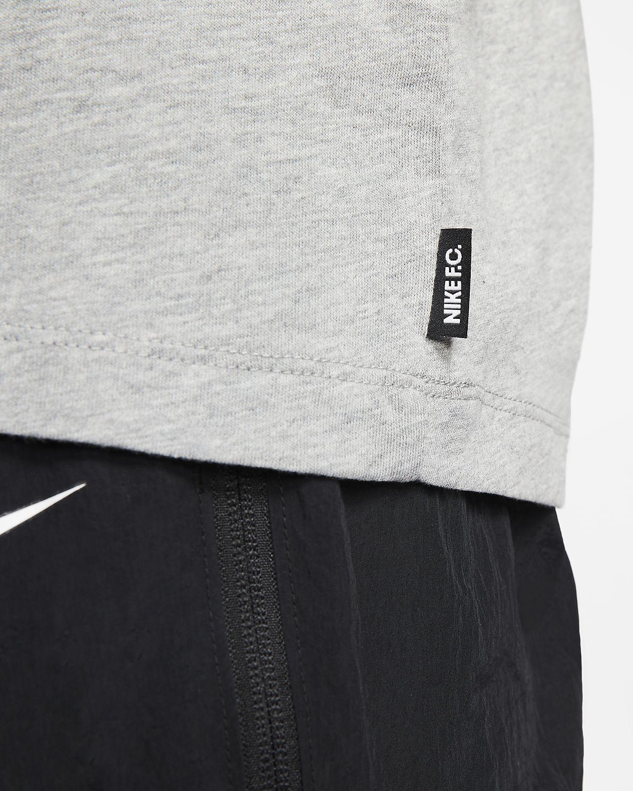 T shirt da calcio Nike F.C. Uomo