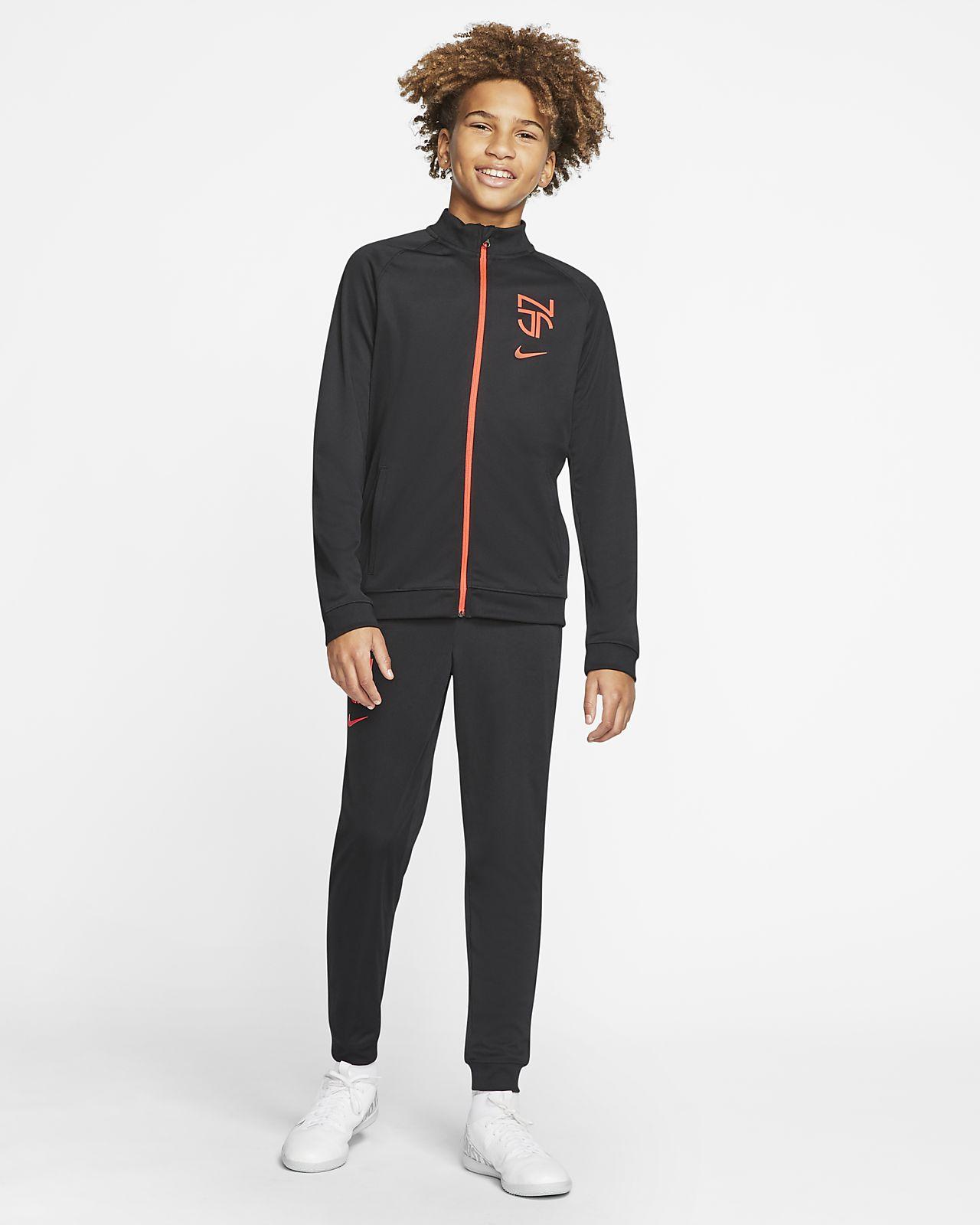 Nike Dri FIT Neymar Jr. fotballtracksuit til store barn