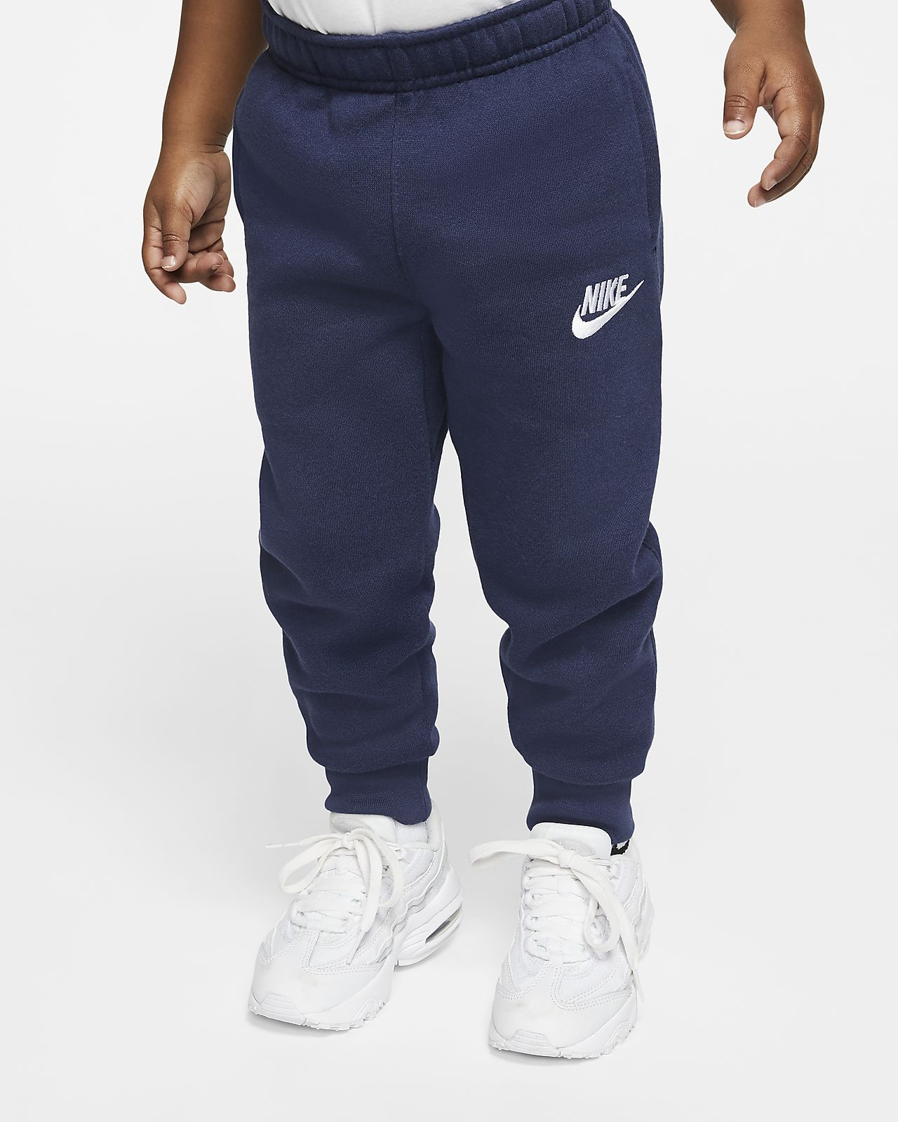 Pantalones para niños pequeños Nike Sportswear Club