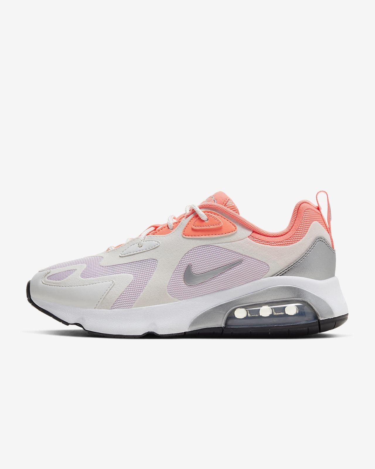 Nike Air Max 200 sko til kvinder