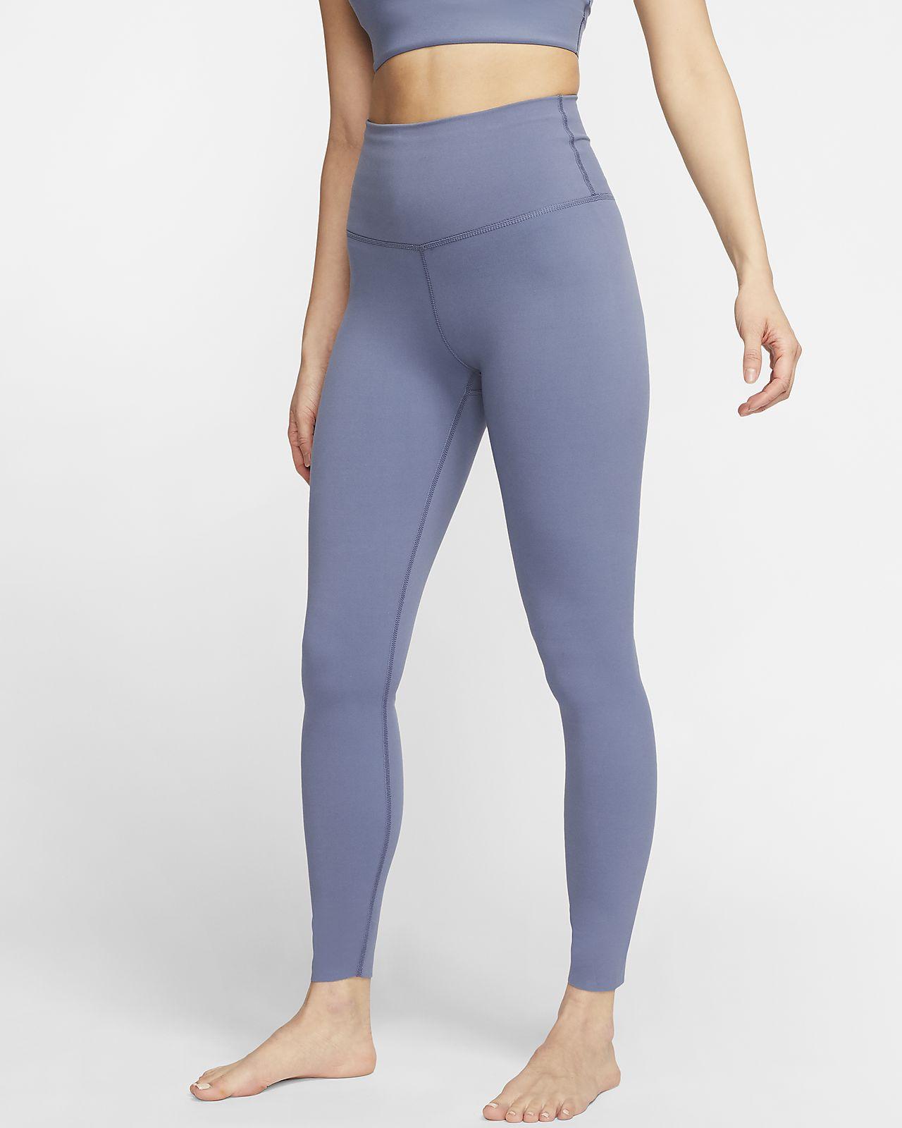 Nike Yoga Luxe Infinalon-tights i 7/8-længde til kvinder