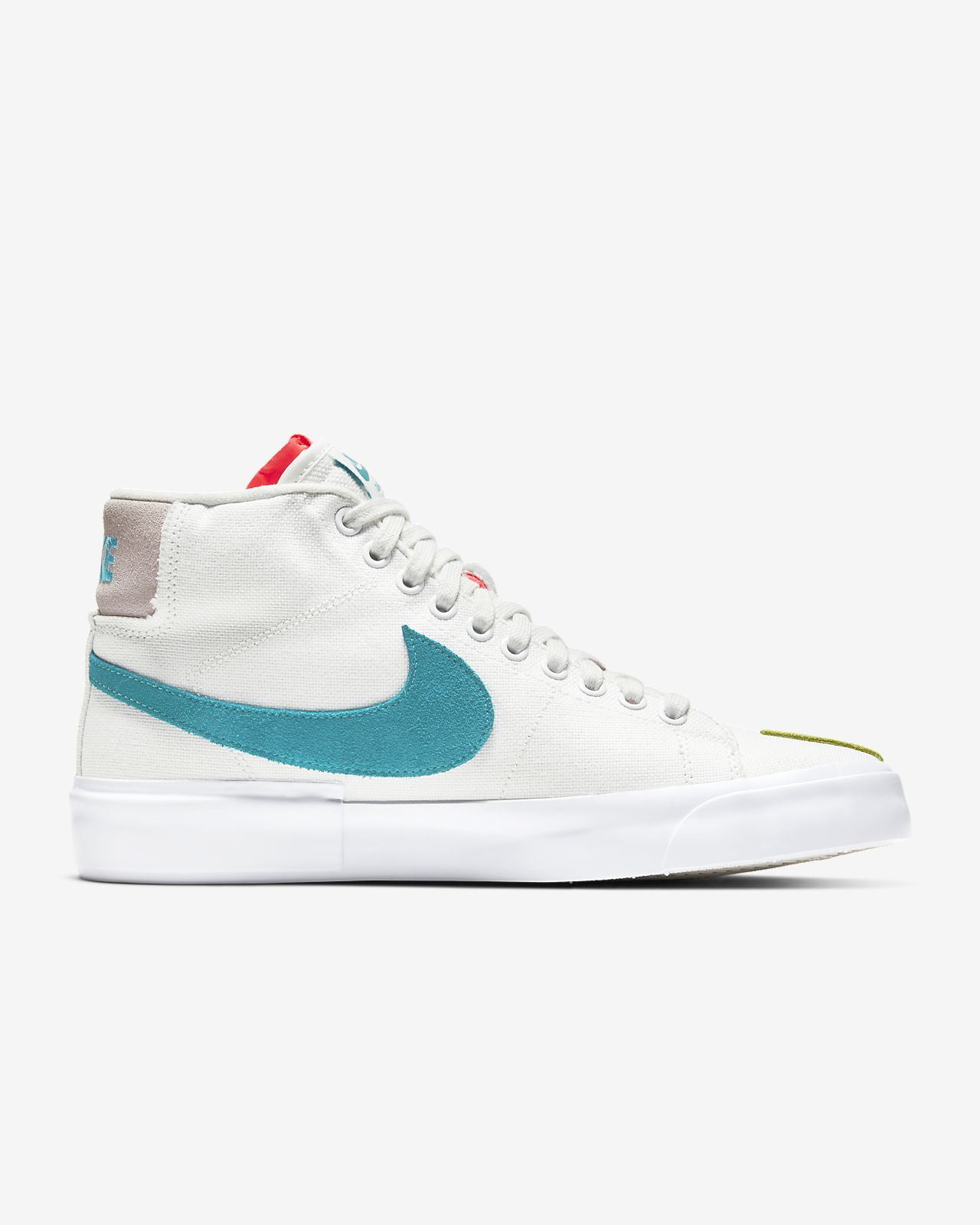 Skateboardsko Nike SB Zoom Blazer Mid Edge