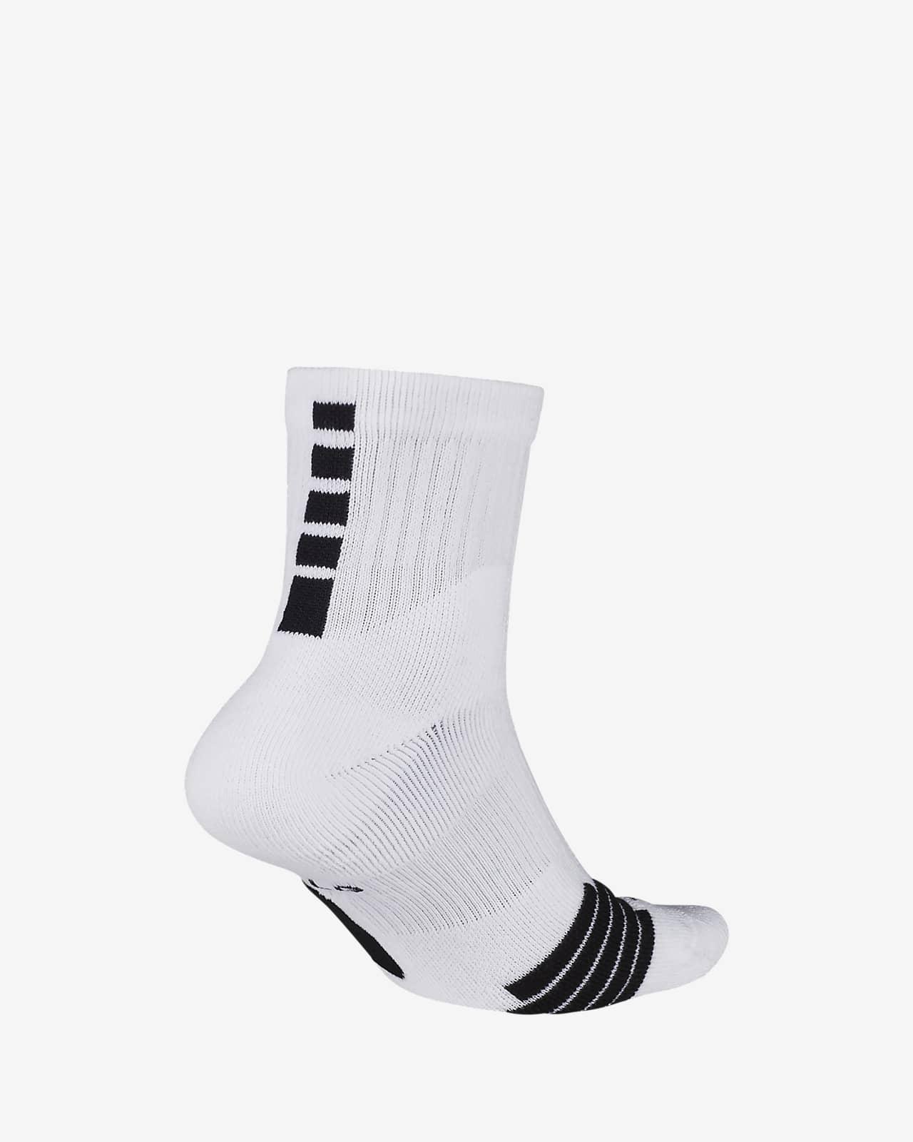 Calcetines de básquetbol Nike Elite Mid