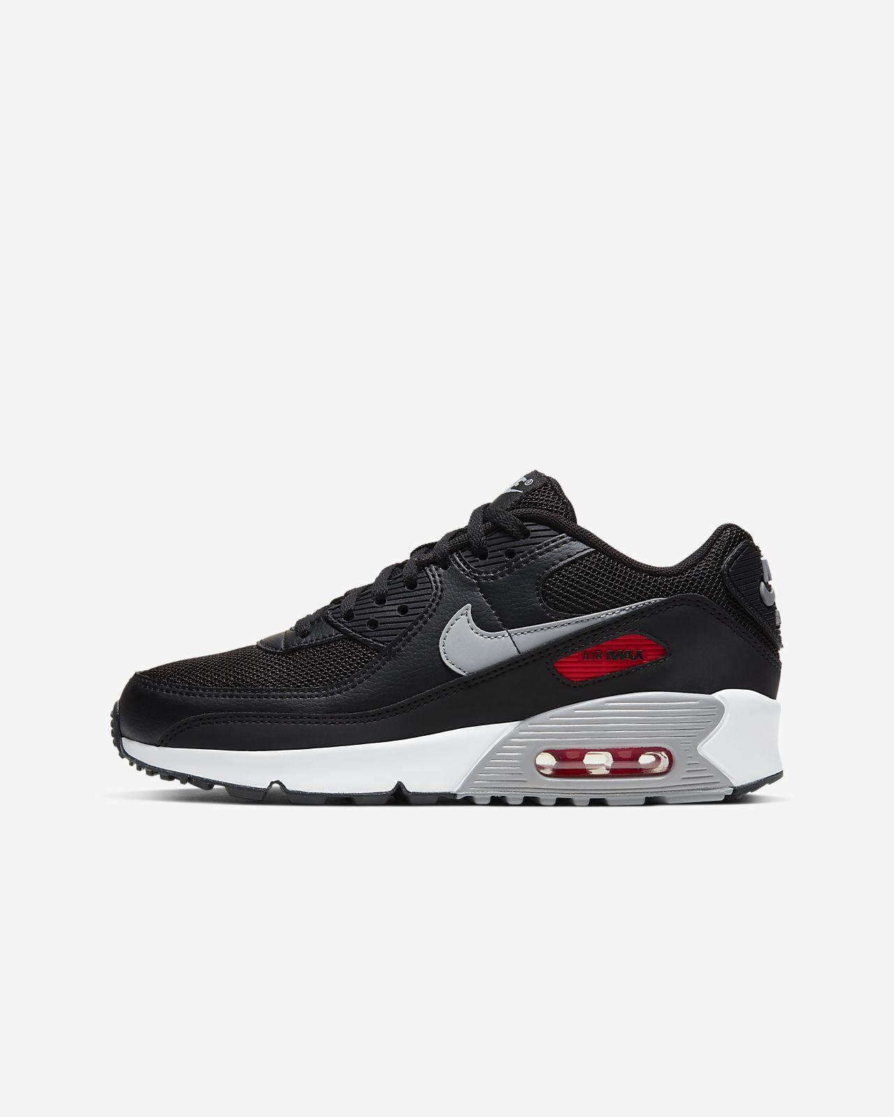 Nike Sportswear AIR MAX 90 Joggesko black Barn Sneakers