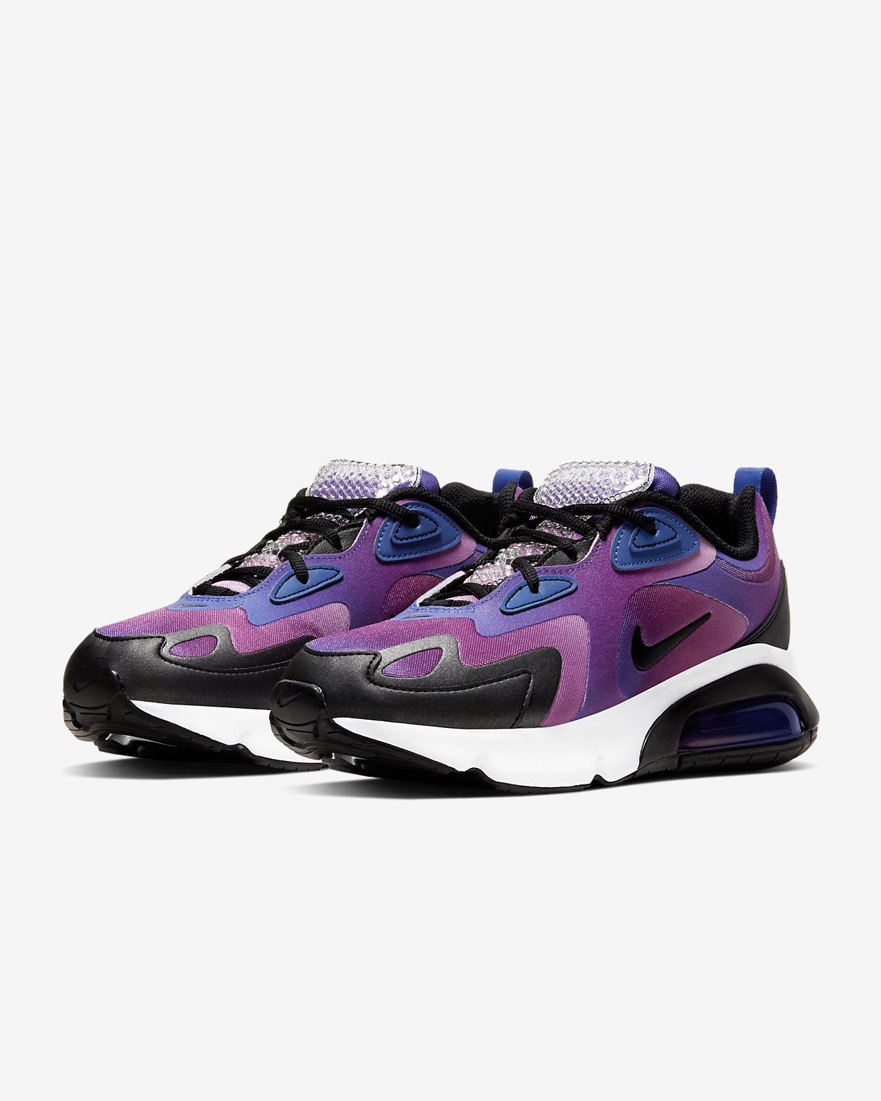 Specialdesignad sko Nike Air Max 200 By You för kvinnor