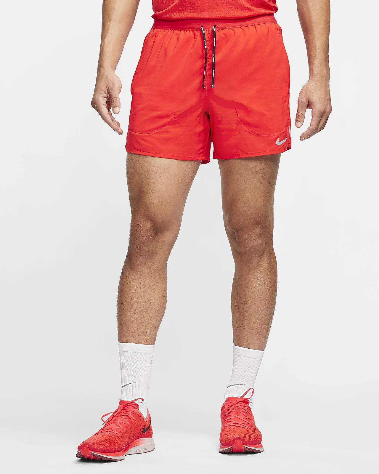 Pánské běžecké kraťasy Nike Flex Stride s všitými slipy (délka 13 cm)