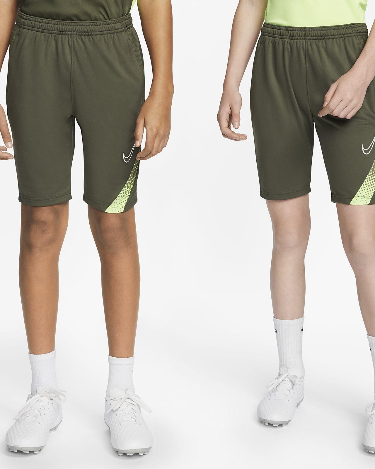Short de football Nike Dri FIT Academy M18 pour Enfant plus âgé