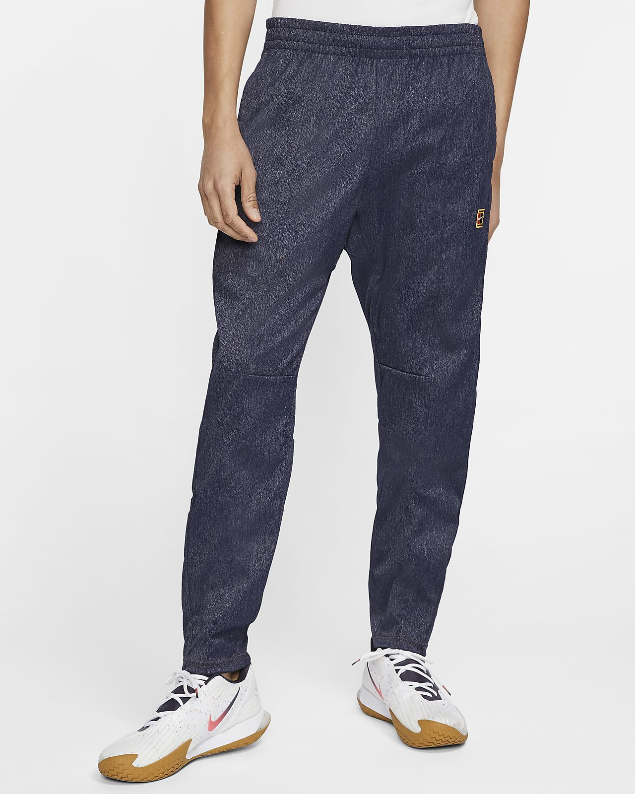 NikeCourt Men's Tennis Trousers. Nike LU
