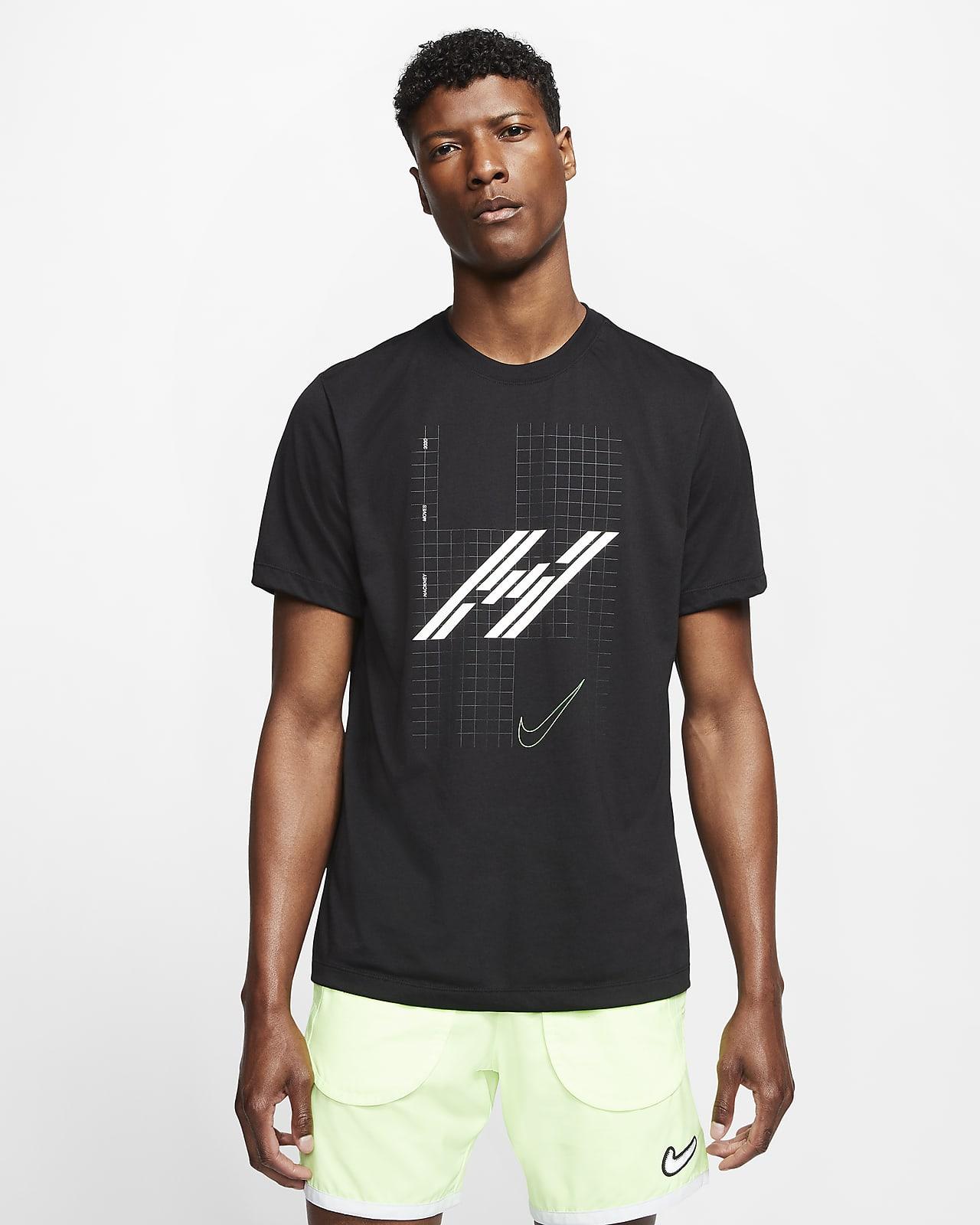 Tee-shirt de running Nike Dri-FIT