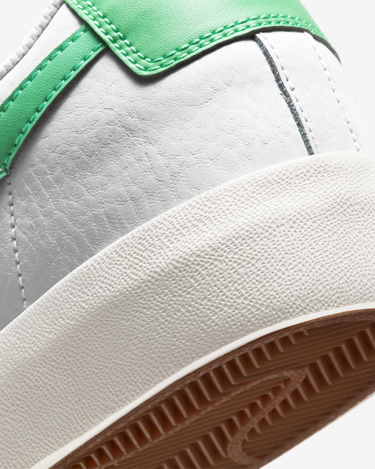 Scarpa Nike Blazer Low Leather Uomo