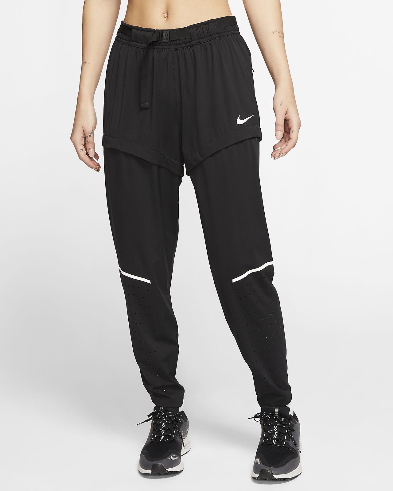 nike running donna pantaloni
