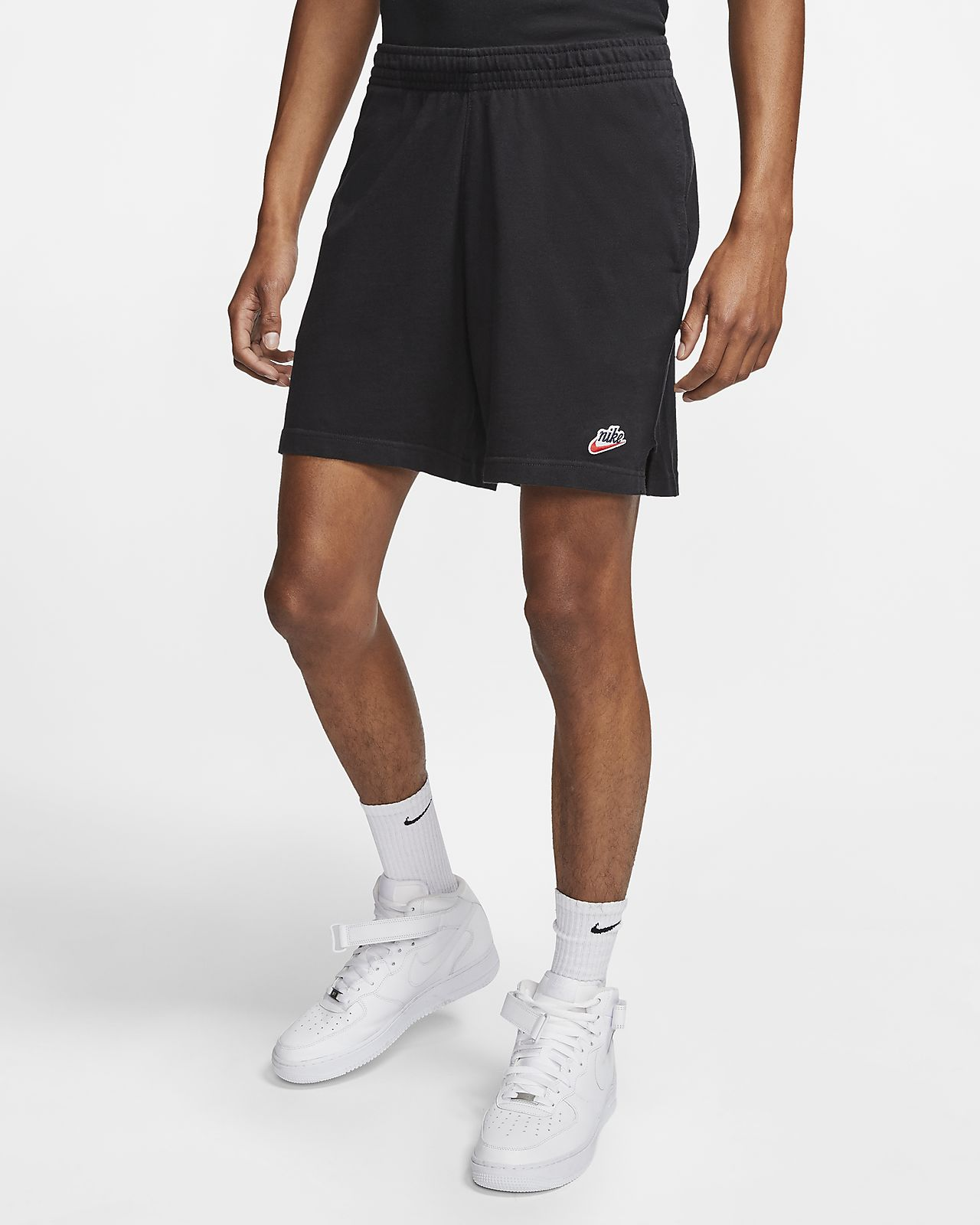 Shorts de gimnasio para hombre Nike Sportswear Heritage