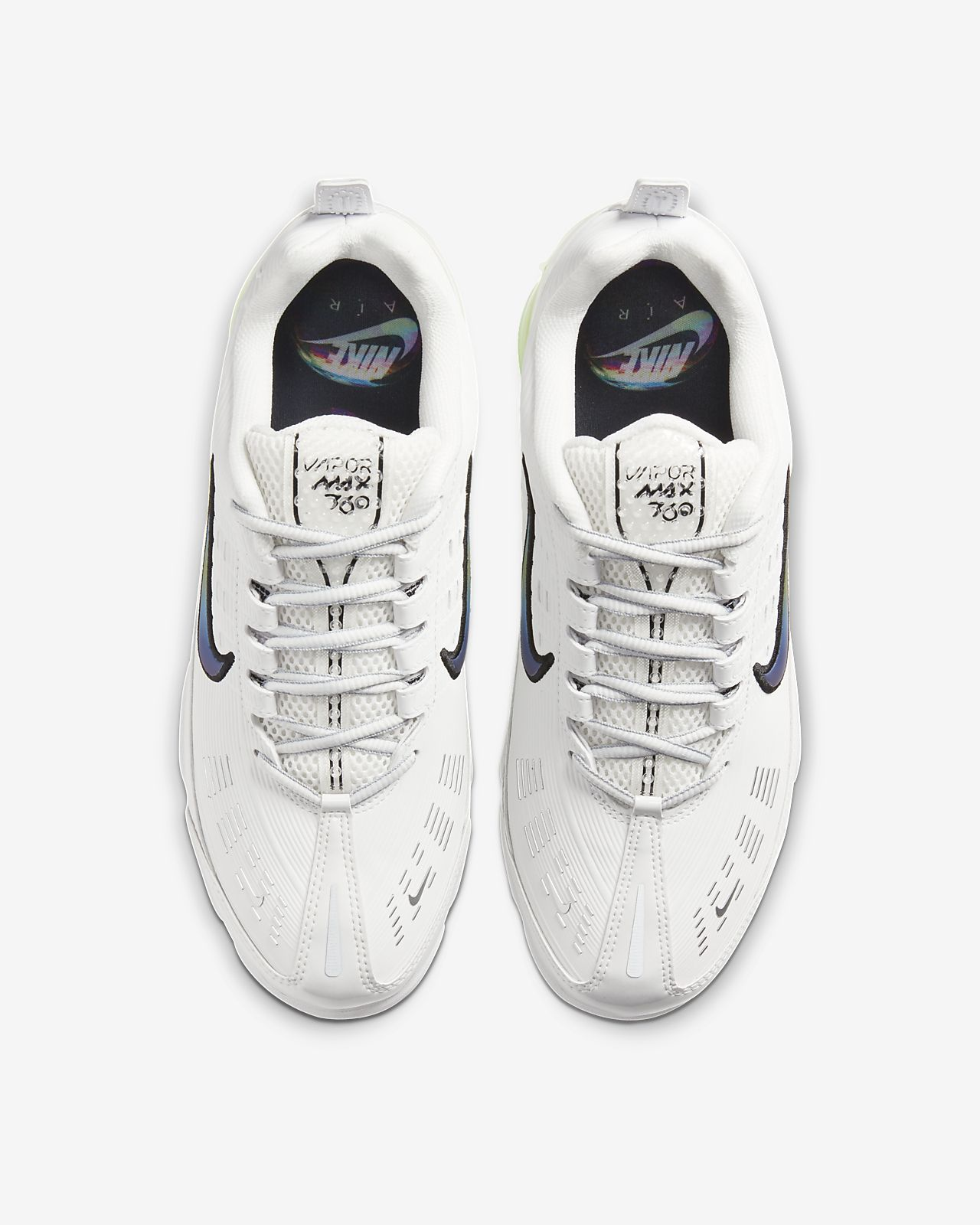Chaussure Personnalisable Nike Air Max 200 By You Pour Homme Blanc from Nike on 21 Buttons