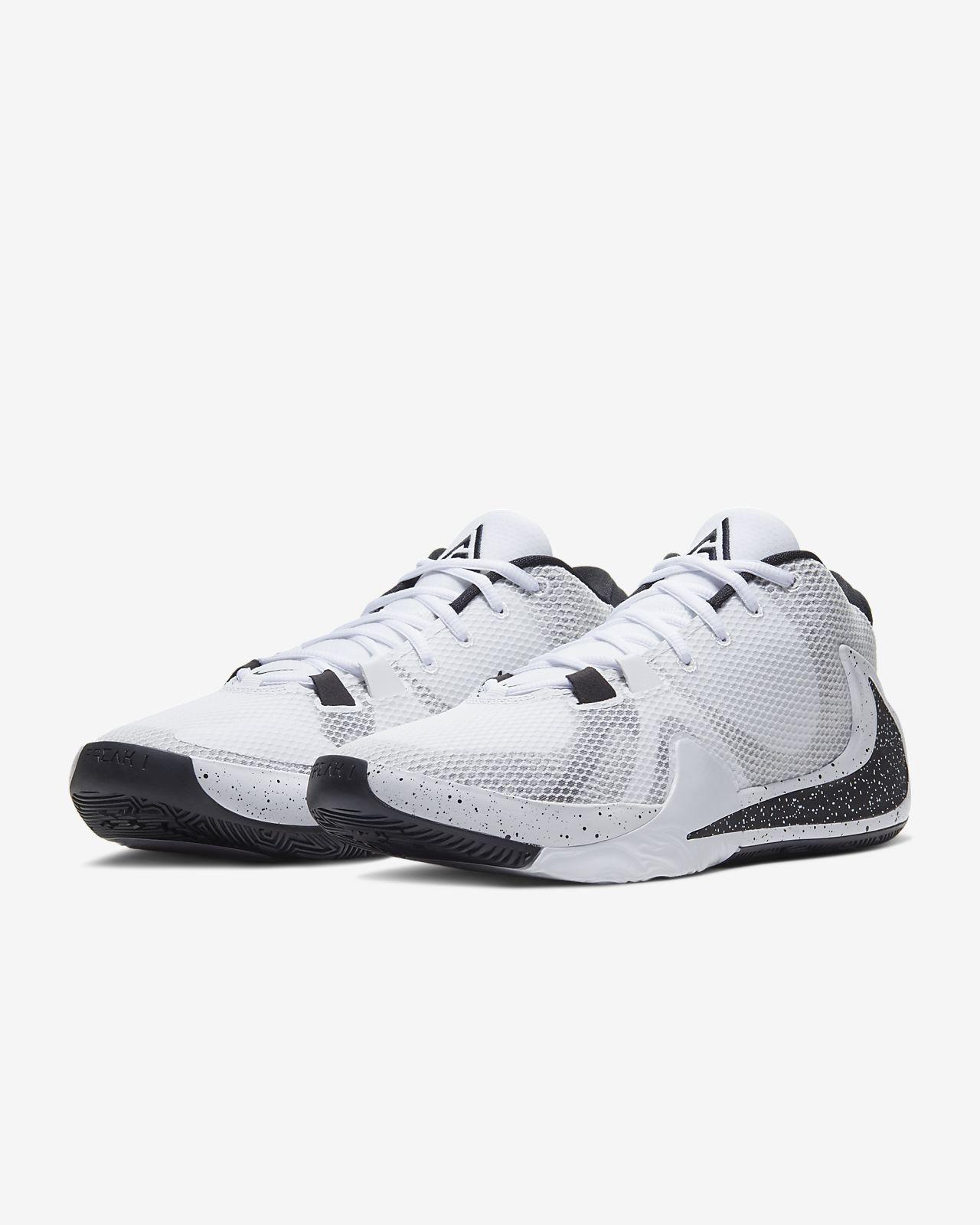 Nike X Off White Kyrie 4 Férfi FeketeFehér,Nike Kosárlabda