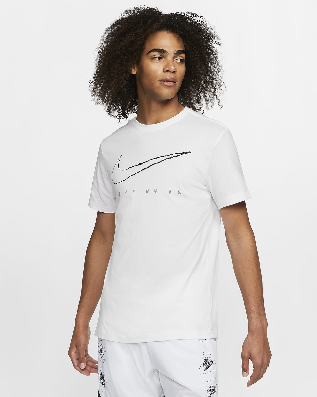 Tee-shirt de training Nike Dri-FIT pour Homme