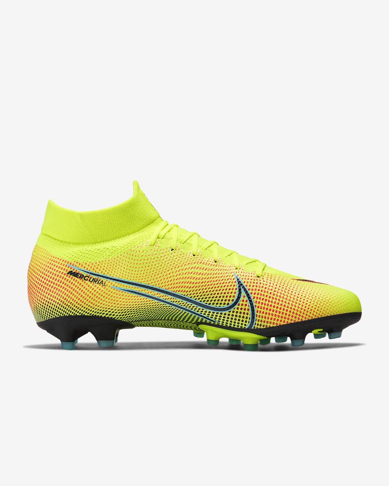 Chaussure de football à crampons pour terrain synthétique Nike Mercurial Superfly 7 Pro MDS AG PRO