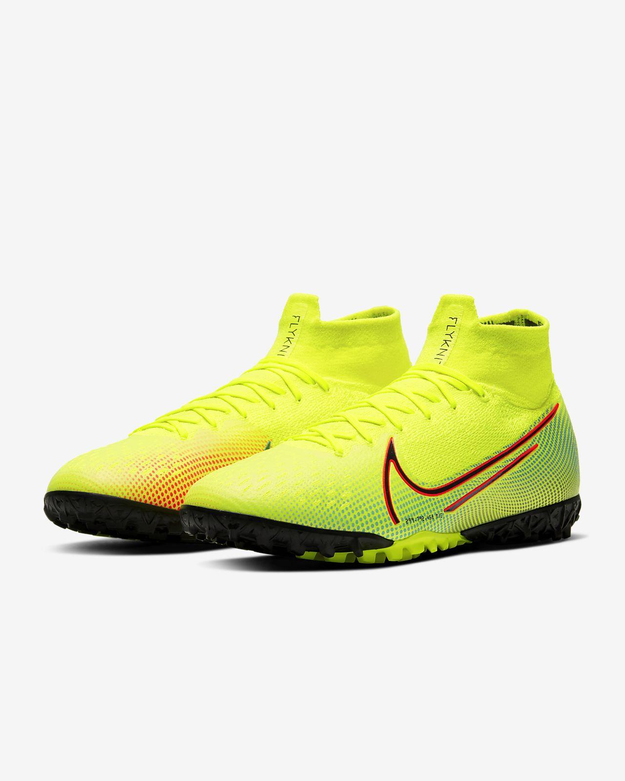 Sapatilhas de futebol para relva artificial Nike Mercurial Superfly 7 Elite MDS TF