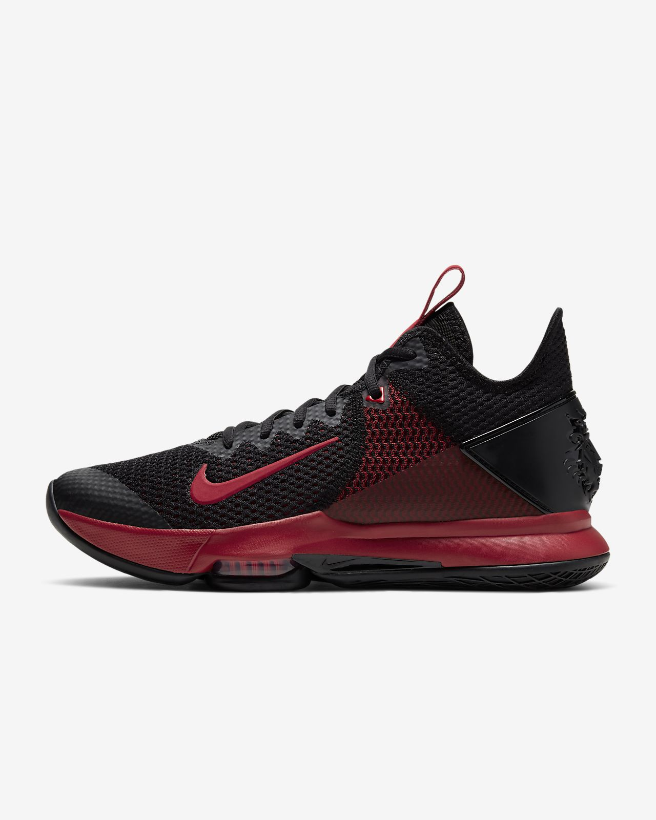 Nike LeBron Witness 3 BlackRed For Sale
