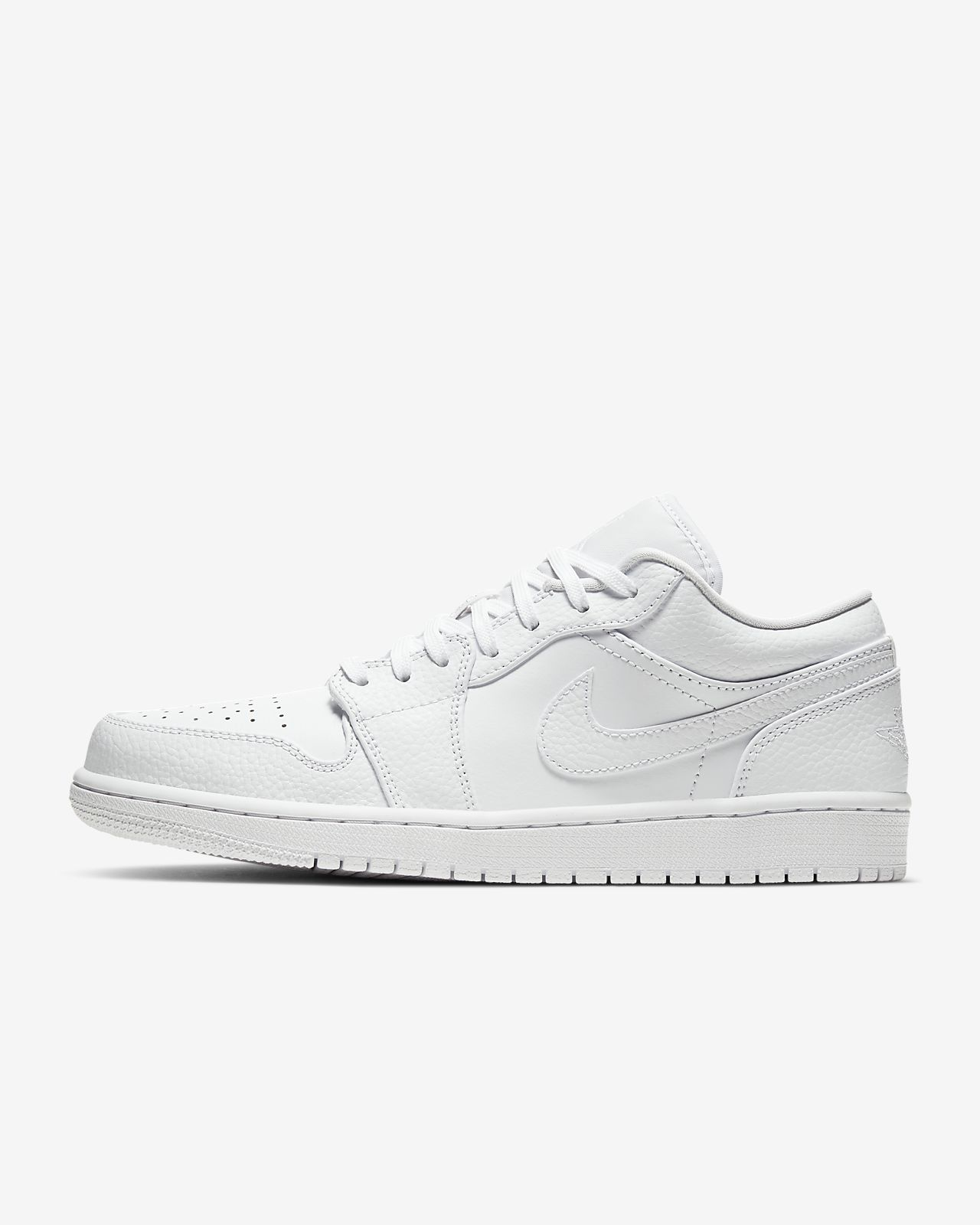 air jordan 1 low bianche