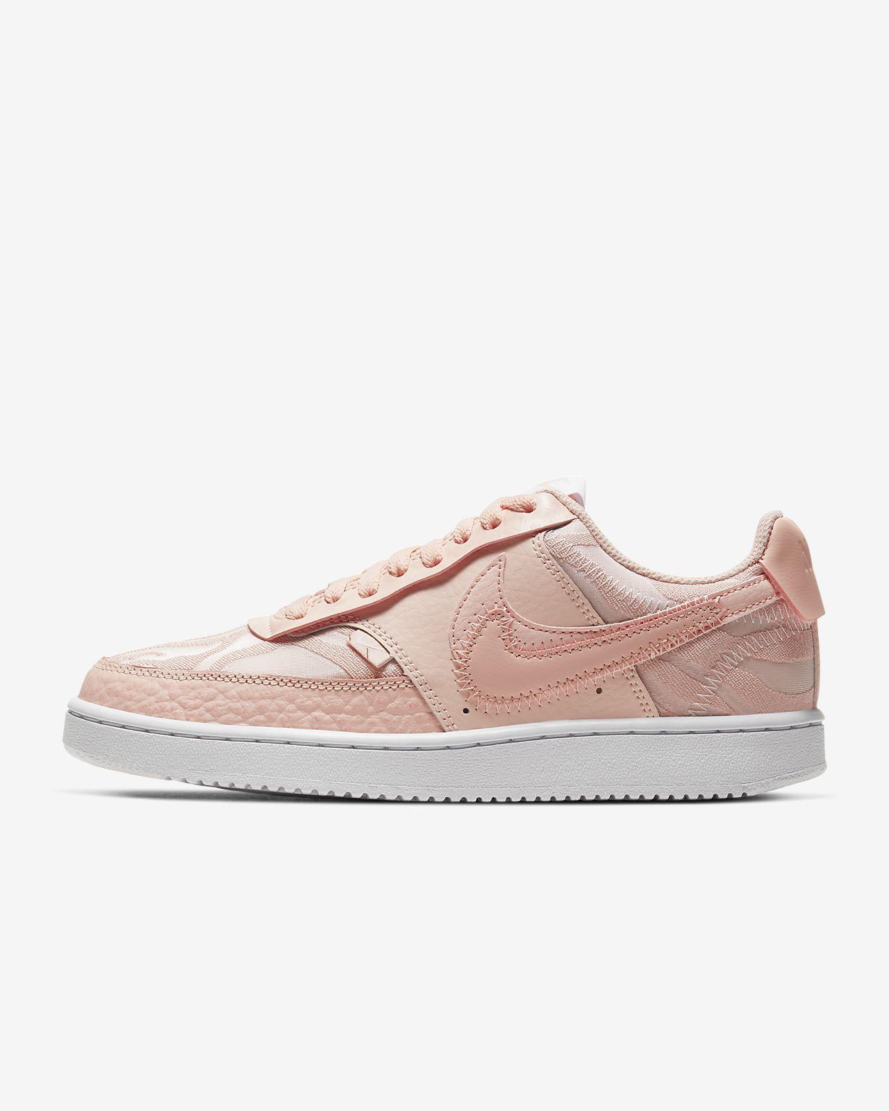 Nike Court Vision Low Premium Damesschoen