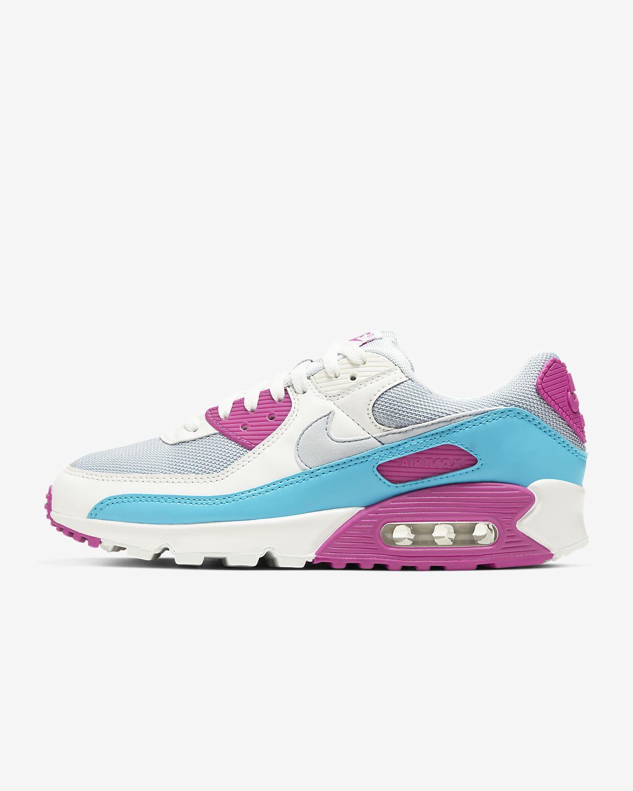 The Nike Air Max 90 Premium Women's Shoe.