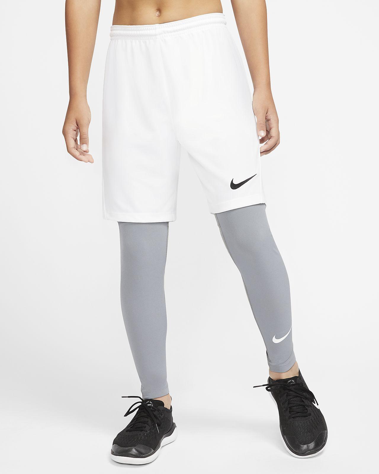 Nike Pro Big Kids' (Boys') Tights
