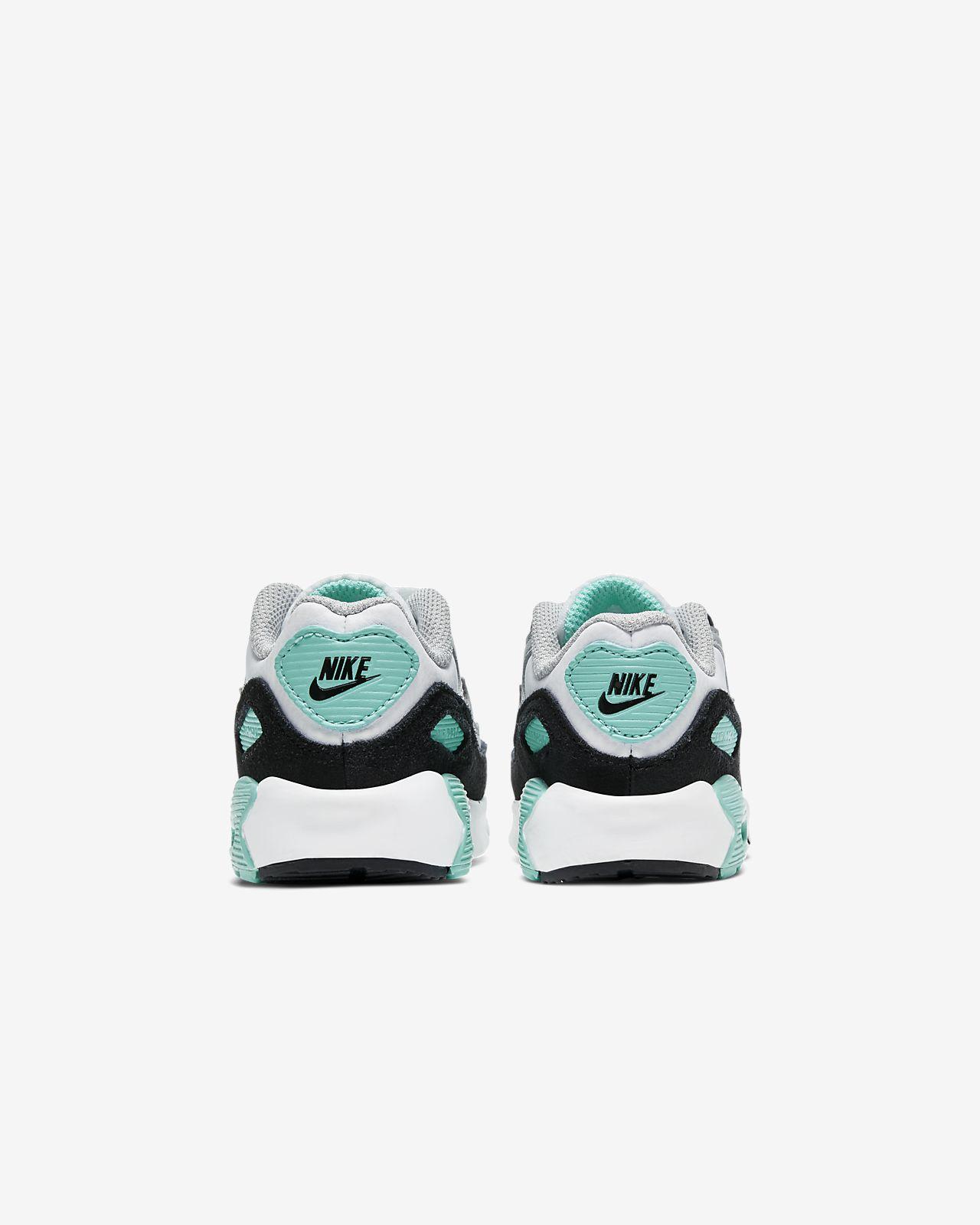 Nike Air Max 90 Schoen voor baby'speuters