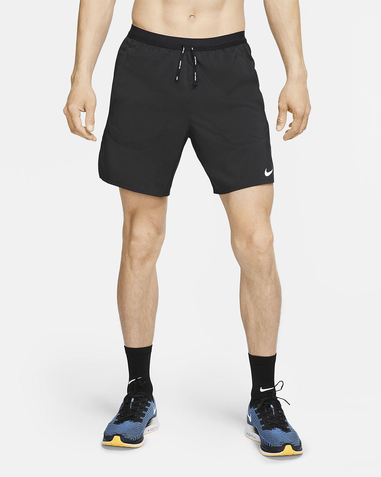 Short de running 2 en 1 Nike Flex Stride 18 cm pour Homme