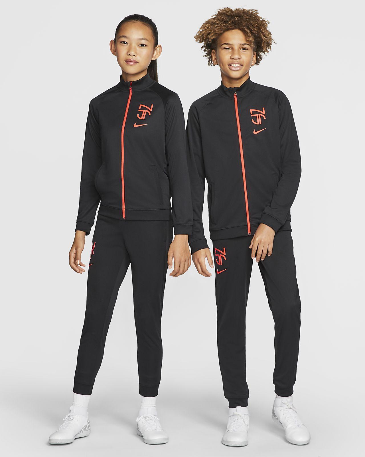 Nike Dri-FIT Neymar Jr Older Kids' Football Tracksuit