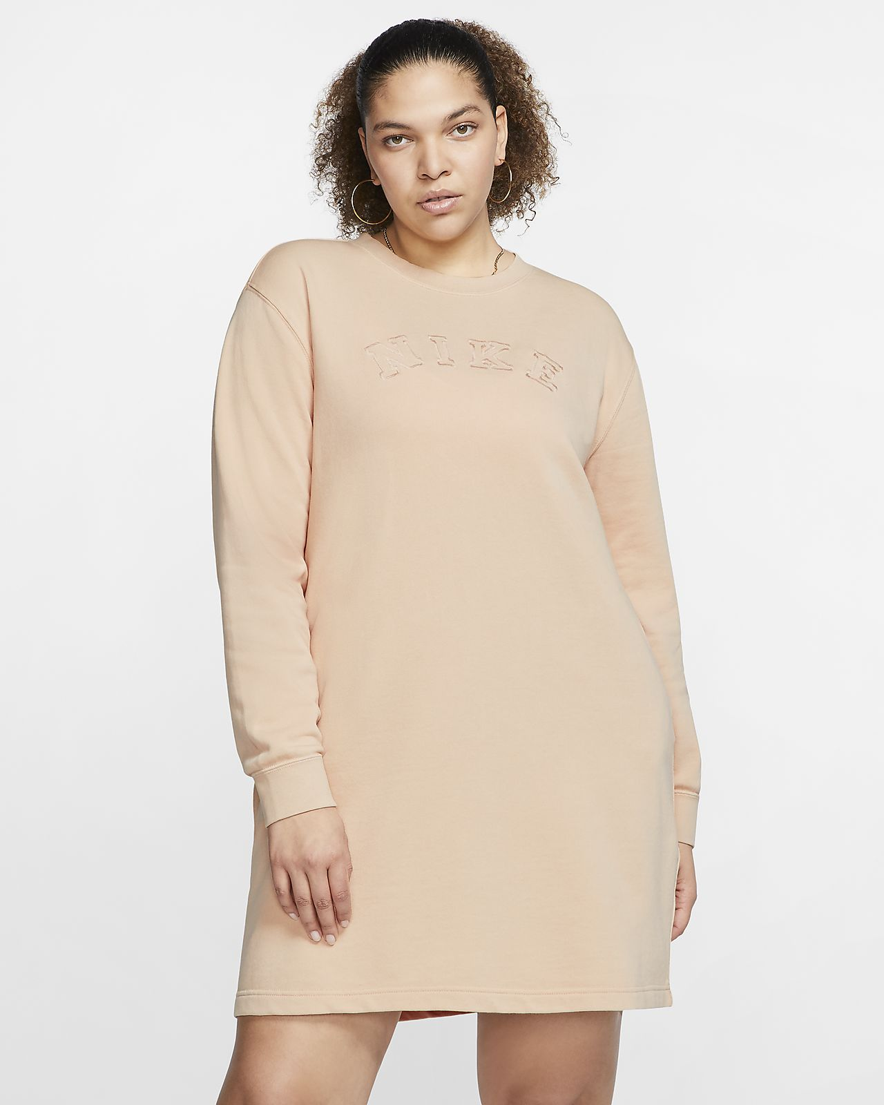 Abito in French Terry Nike Sportswear (Plus Size) - Donna