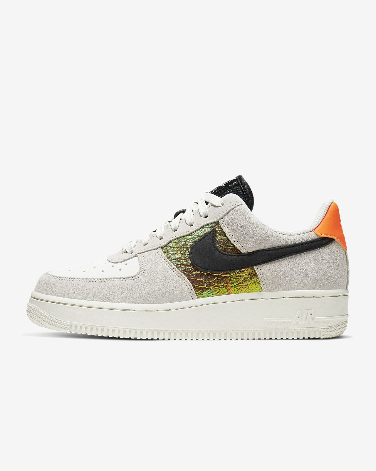 Nike Air Force 1 Low Schematic Black White Bright Crimson