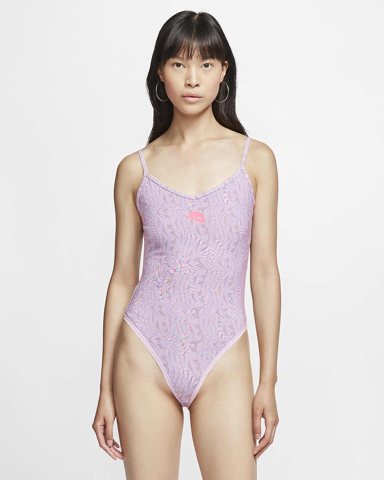 Nike Sportswear Body con estampado- Mujer