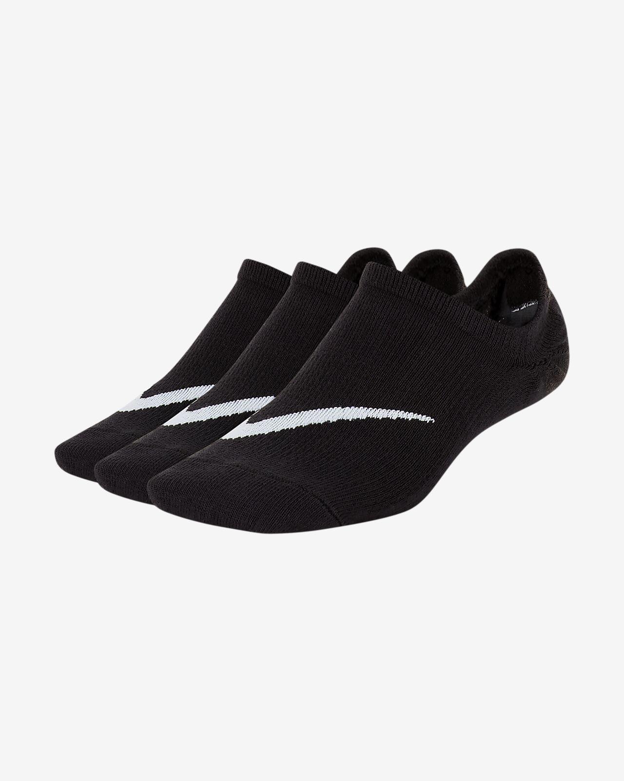 Короткие легкие носки для детей Nike Everyday (3 пары)