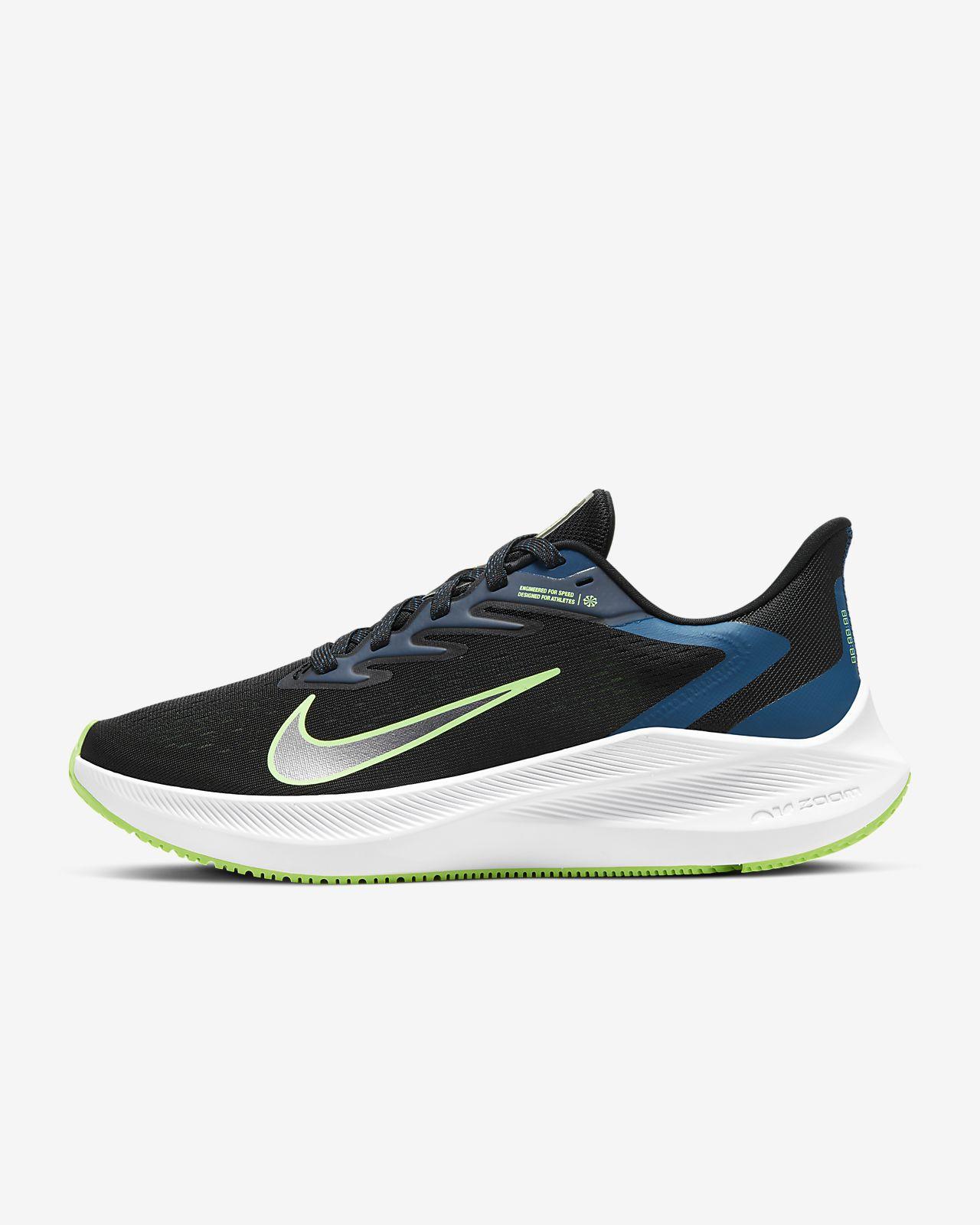 Nike Air Zoom Winflo 7 女款跑鞋