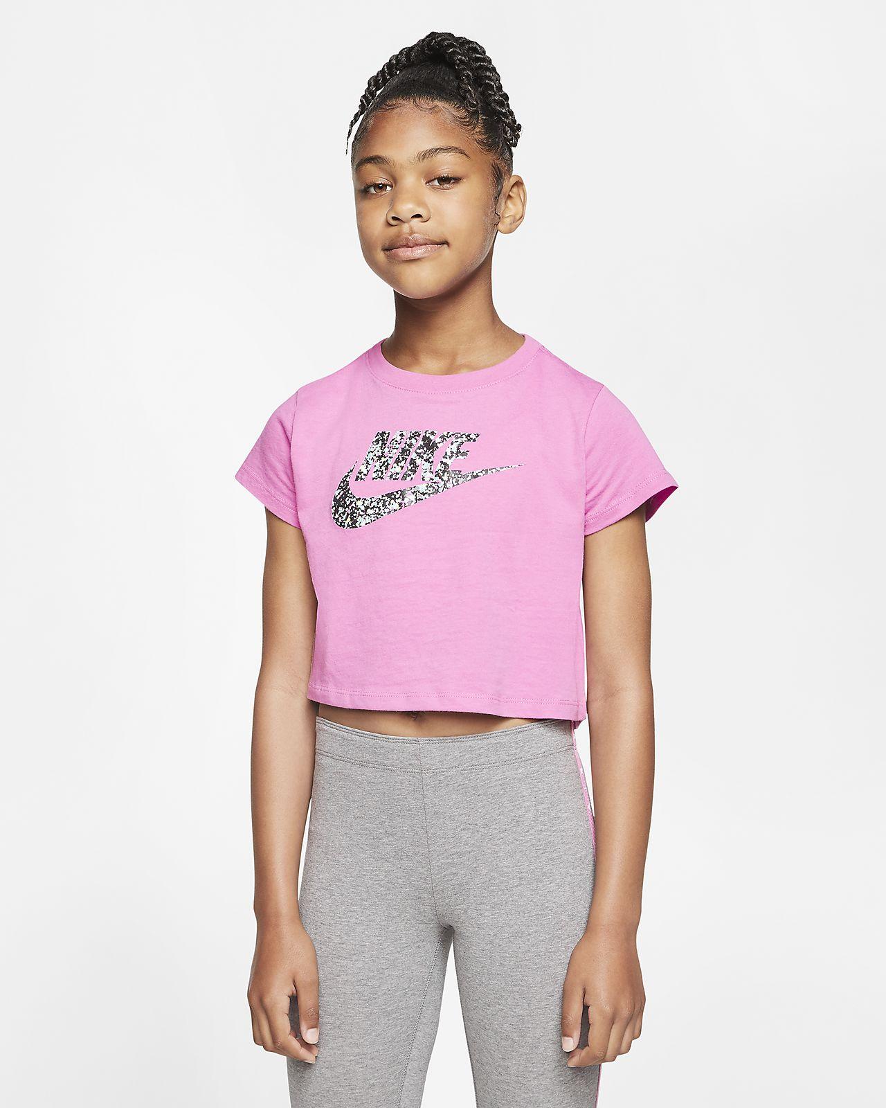 T shirt Nike Sportswear Júnior (Rapariga)