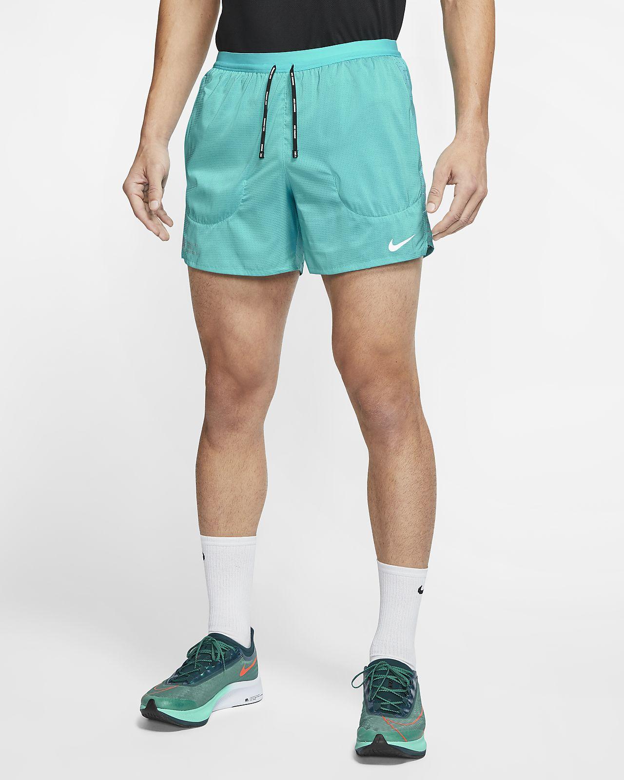 Calções de running forrados com slip de 13 cm Nike Flex Stride Future Fast para homem