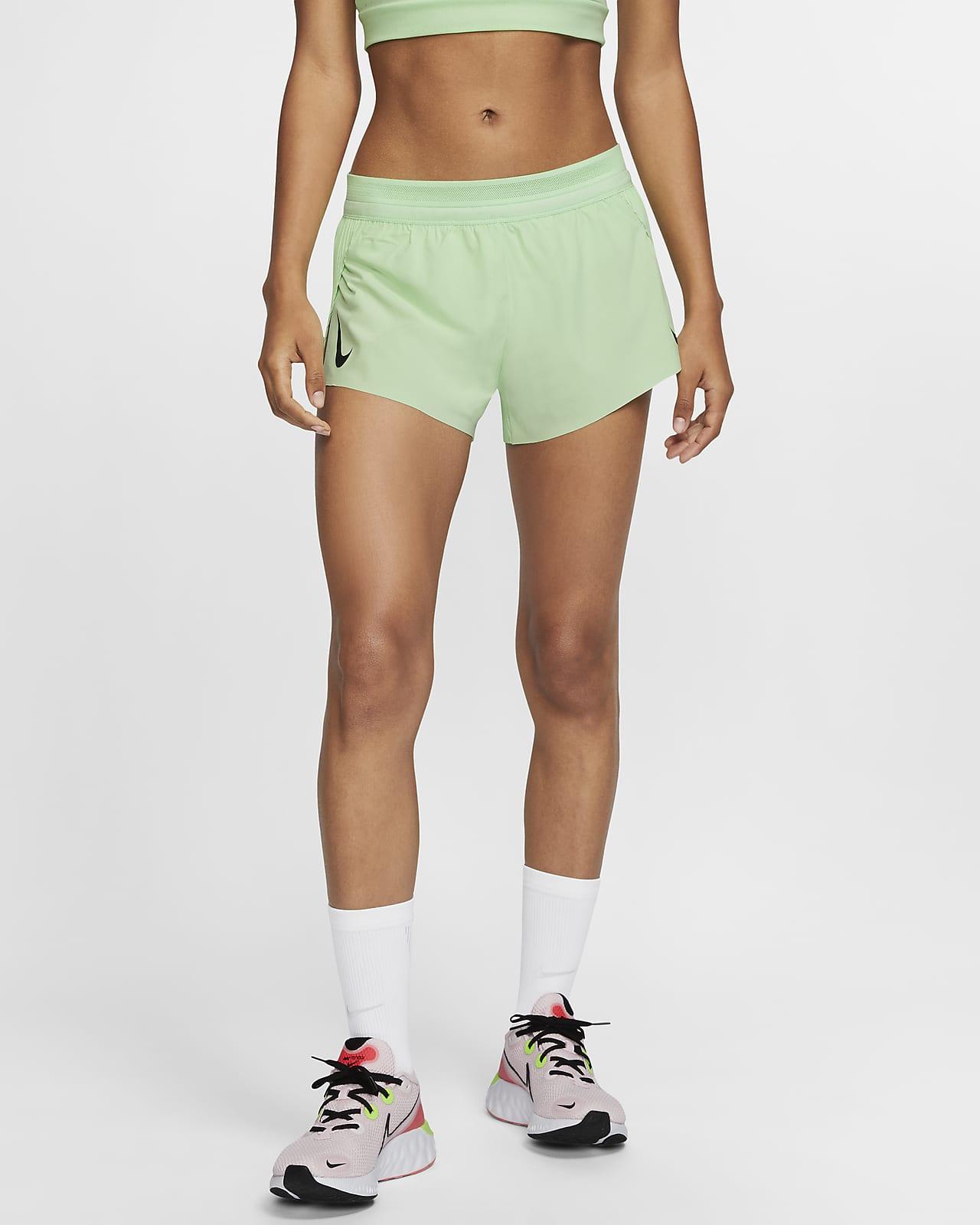 Shorts da running Nike AeroSwift - Donna
