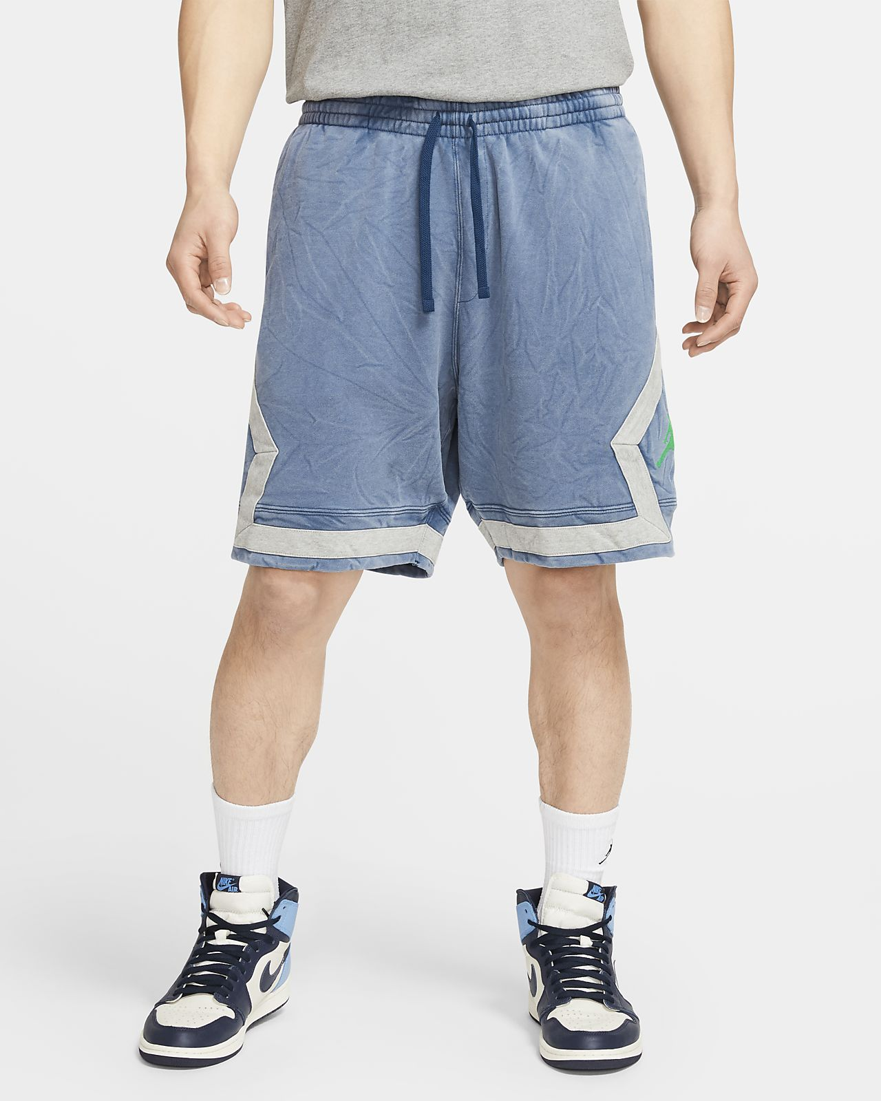 Jordan Legacy AJ13 Men's Diamond Shorts