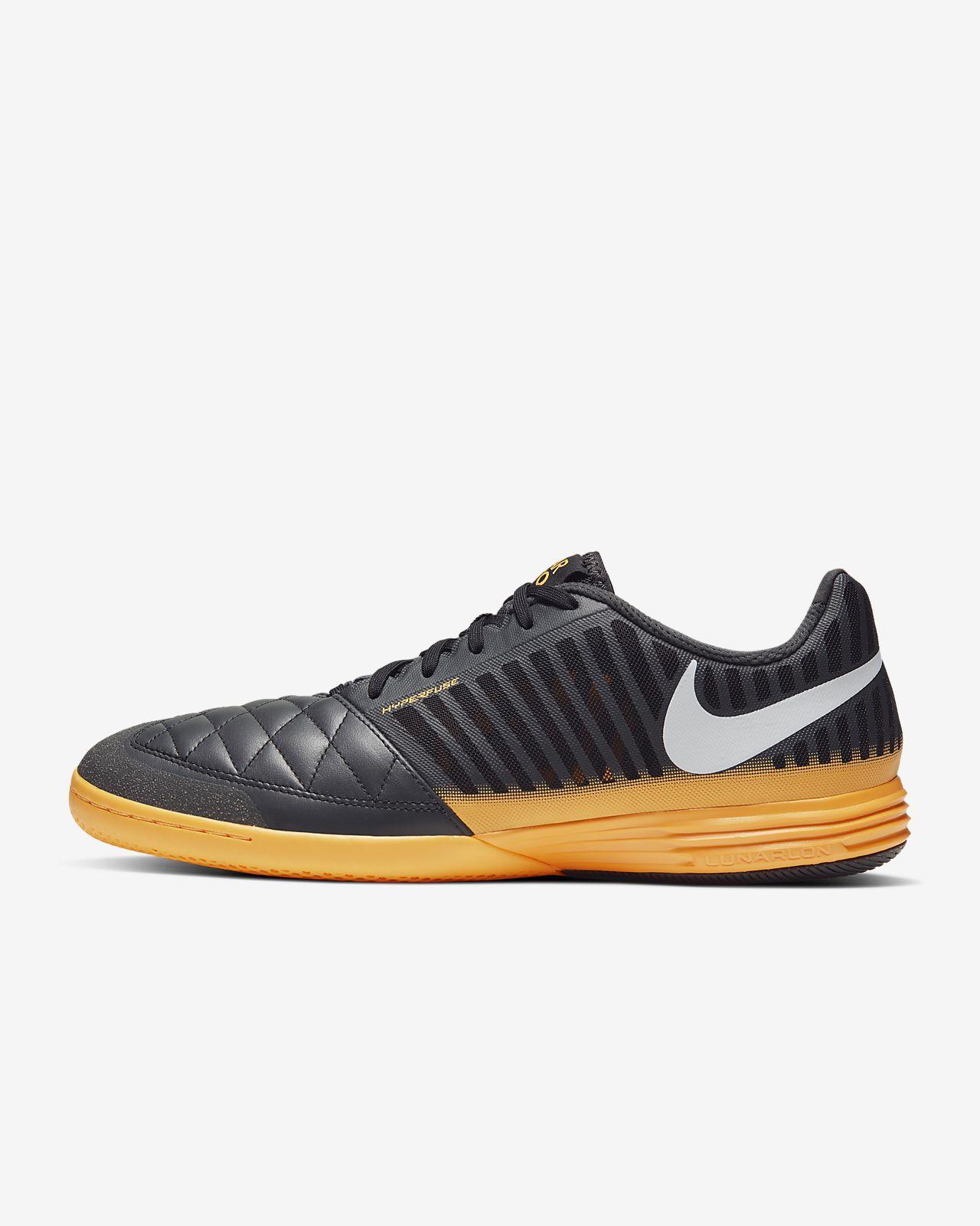 Fotbollssko för inomhusplan/futsal/street Nike Lunar Gato II IC