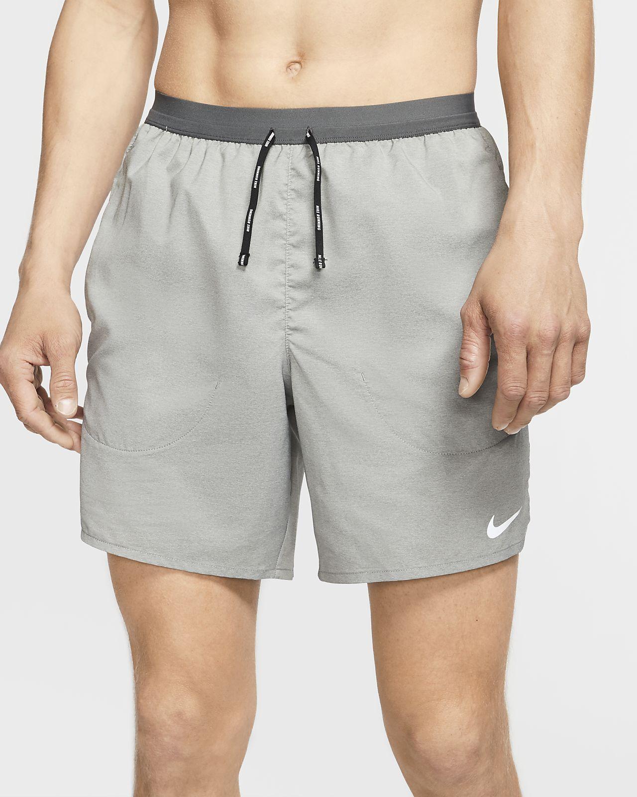 Löparshorts Nike Flex Stride med innerbyxor för män