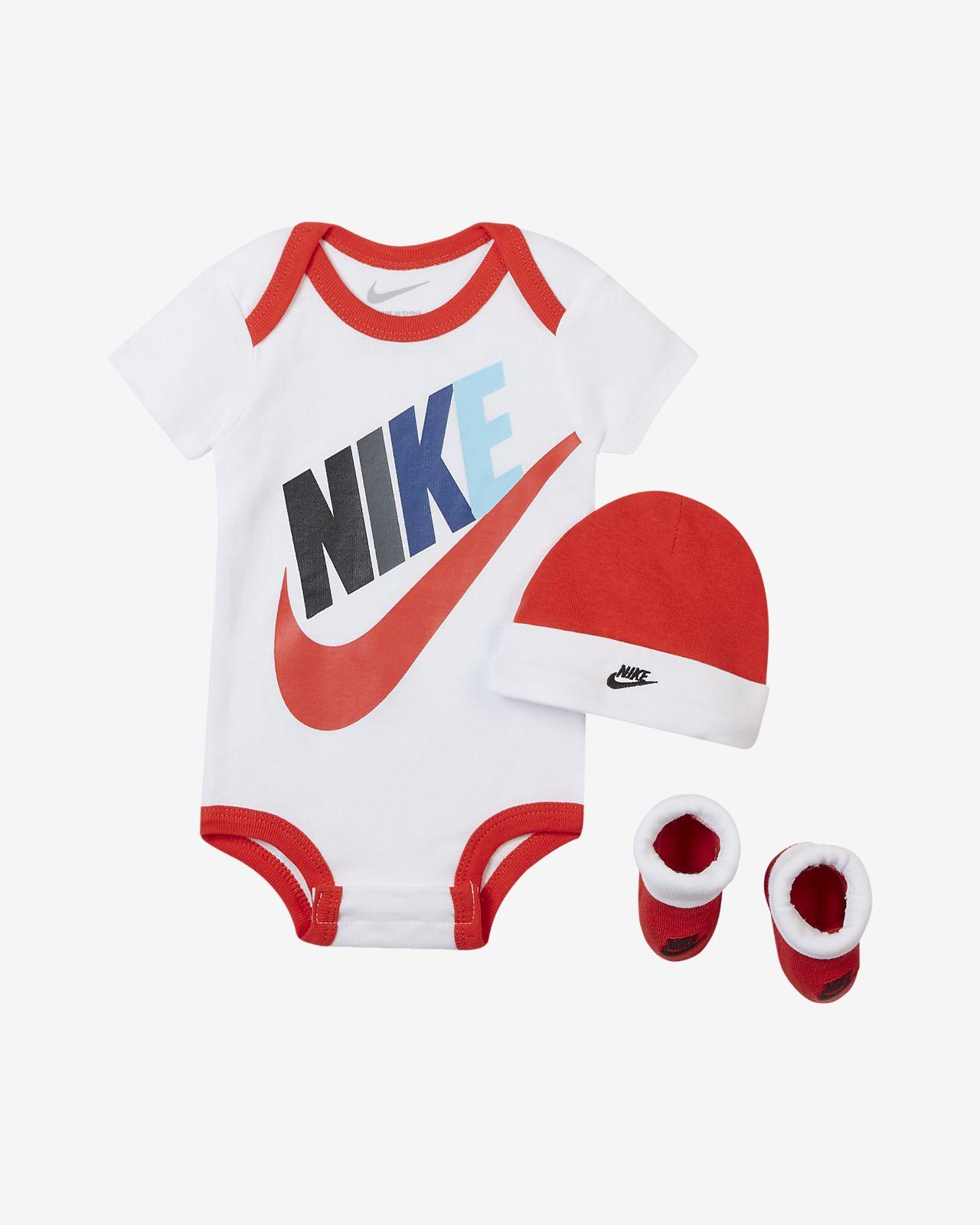 Σετ τριών τεμαχίων Nike Sportswear για βρέφη